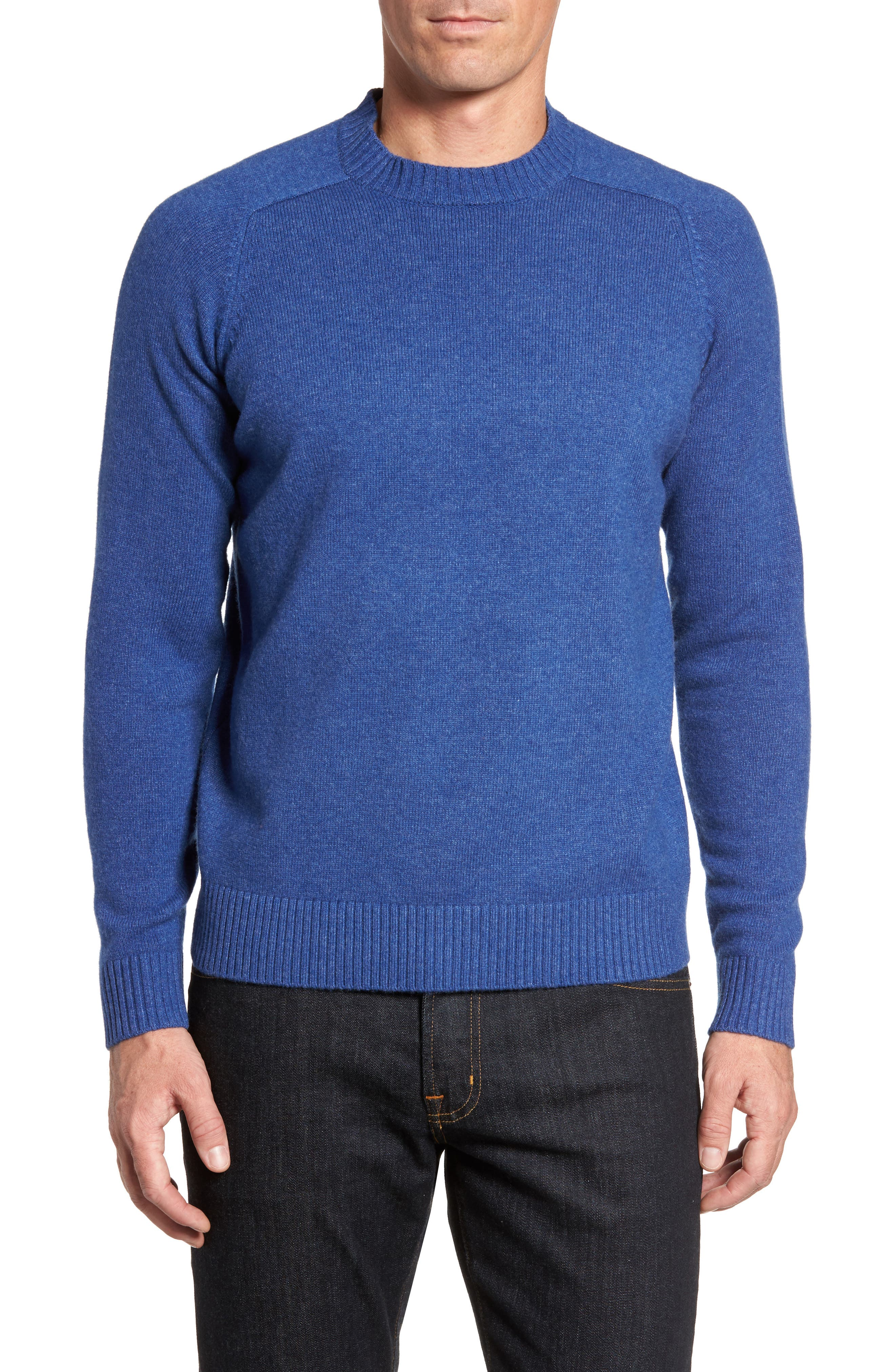 Main Image - Peter Millar Crown Vintage Crewneck Sweatshirt