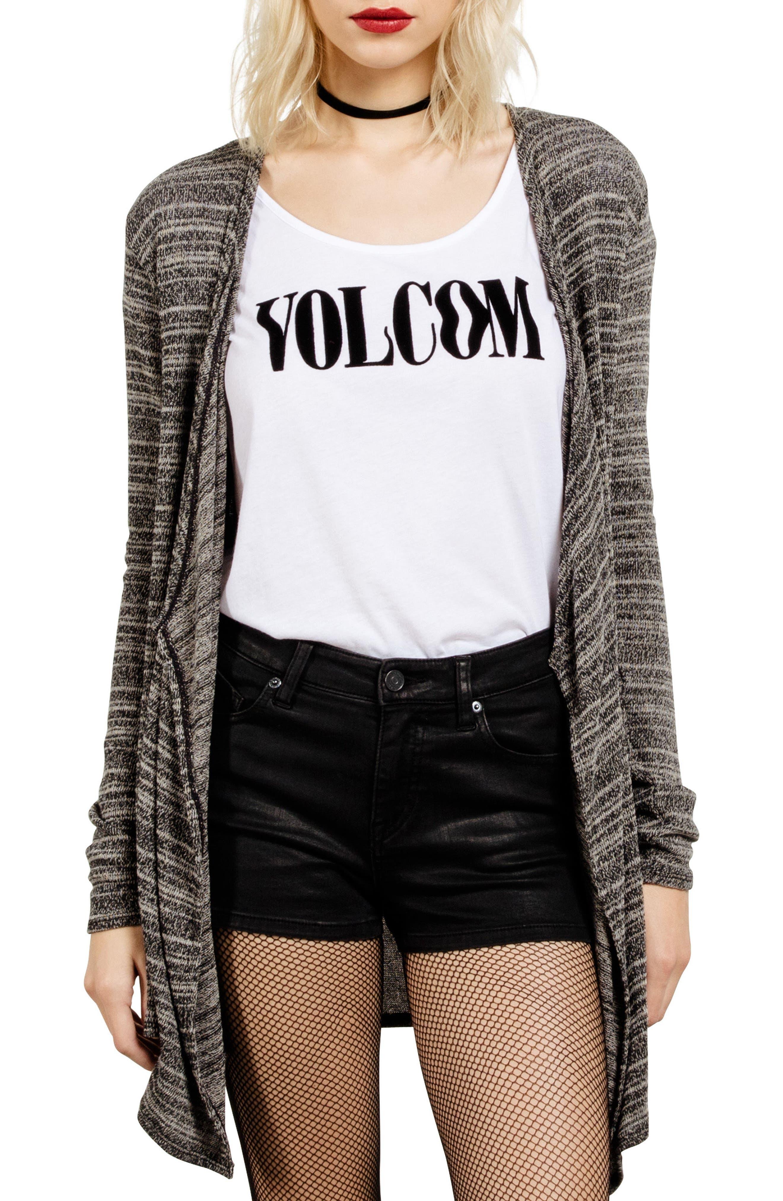 Volcom Go Go Wrap Cardigan