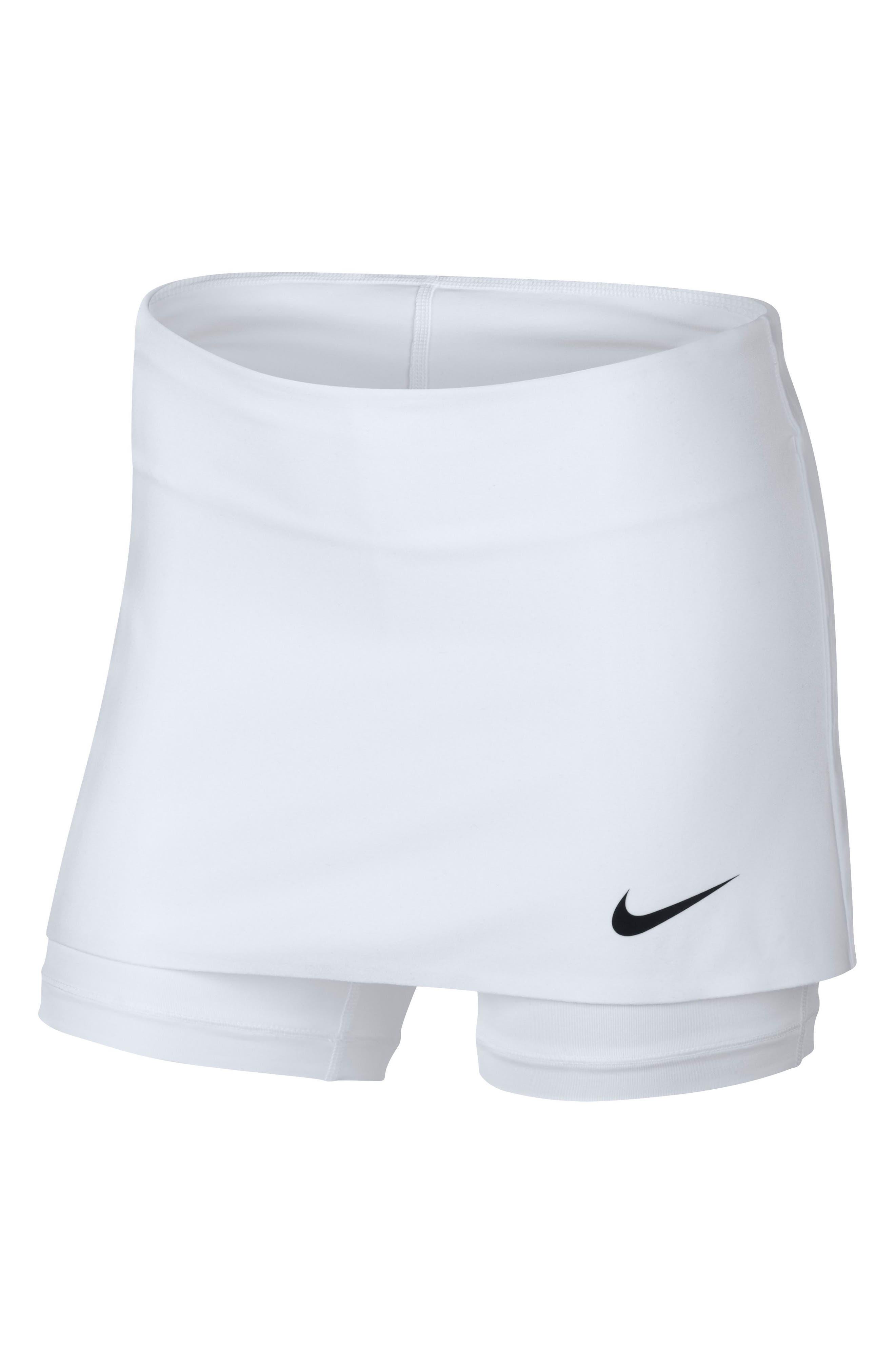 Nike Power Tennis Skirt (Big Girls)