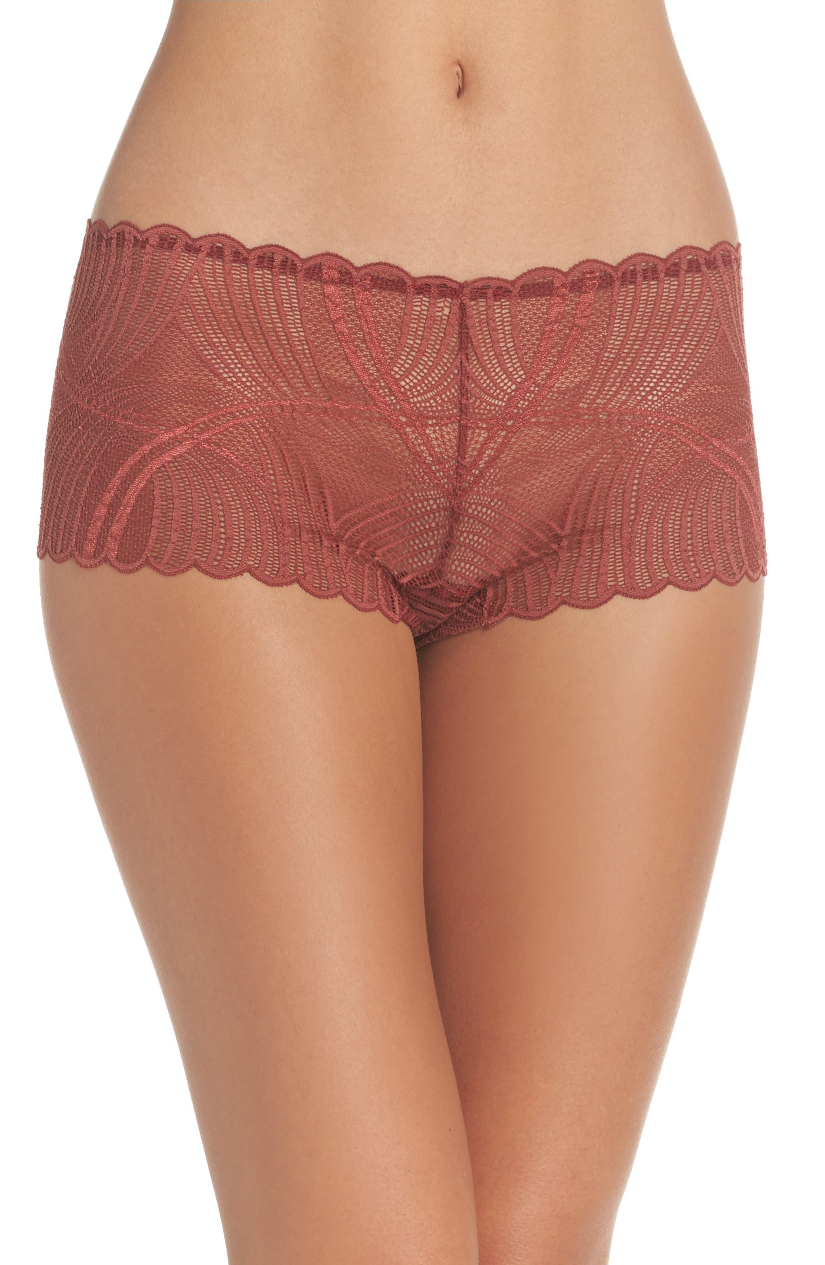 Cosabella 'Minoa-Naughtie' OpenGussetHotpants