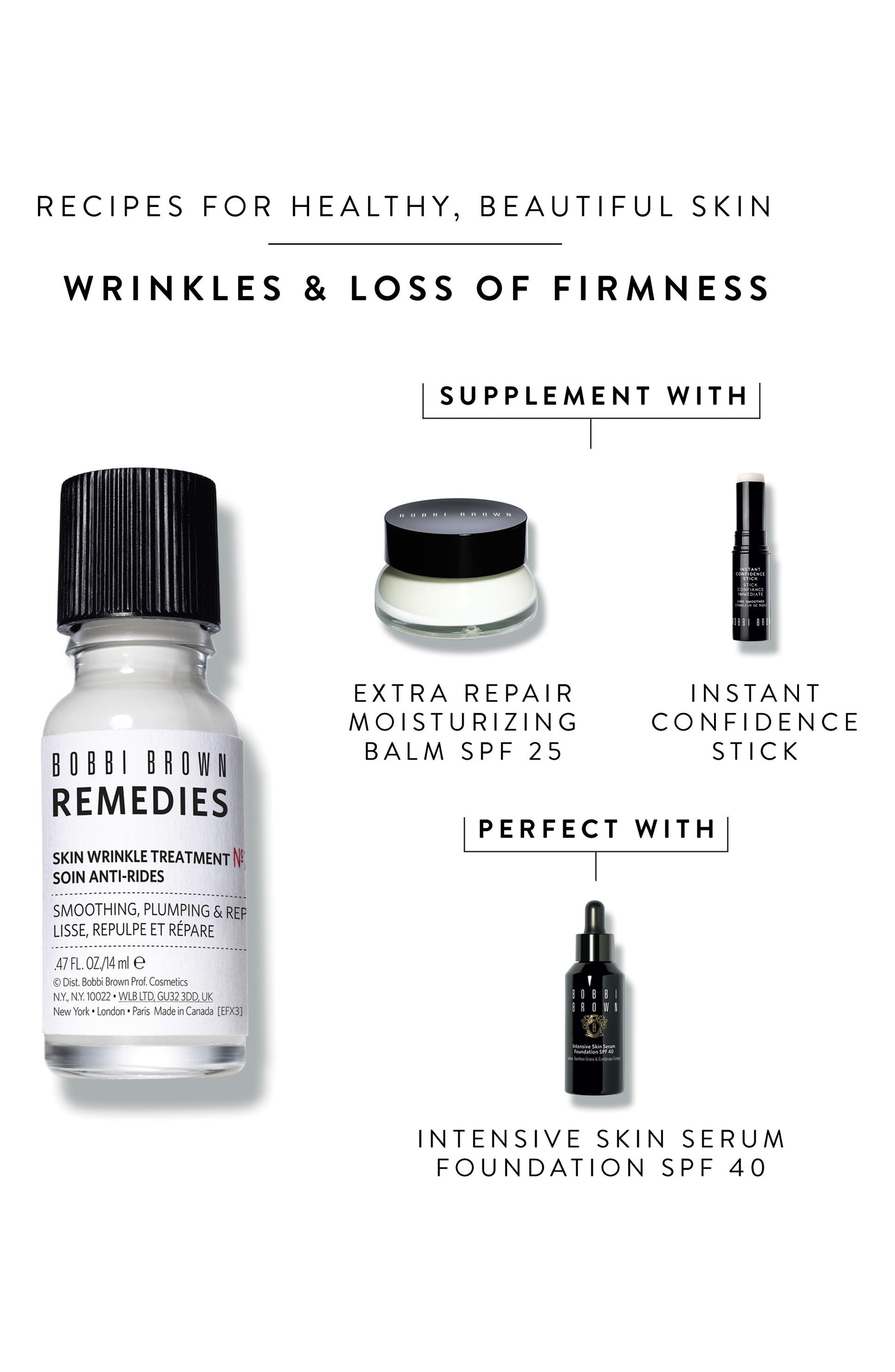 Skin Wrinkle Treatment 25 Smoothing, Plumping & Repair,                             Alternate thumbnail 4, color,                             No Color