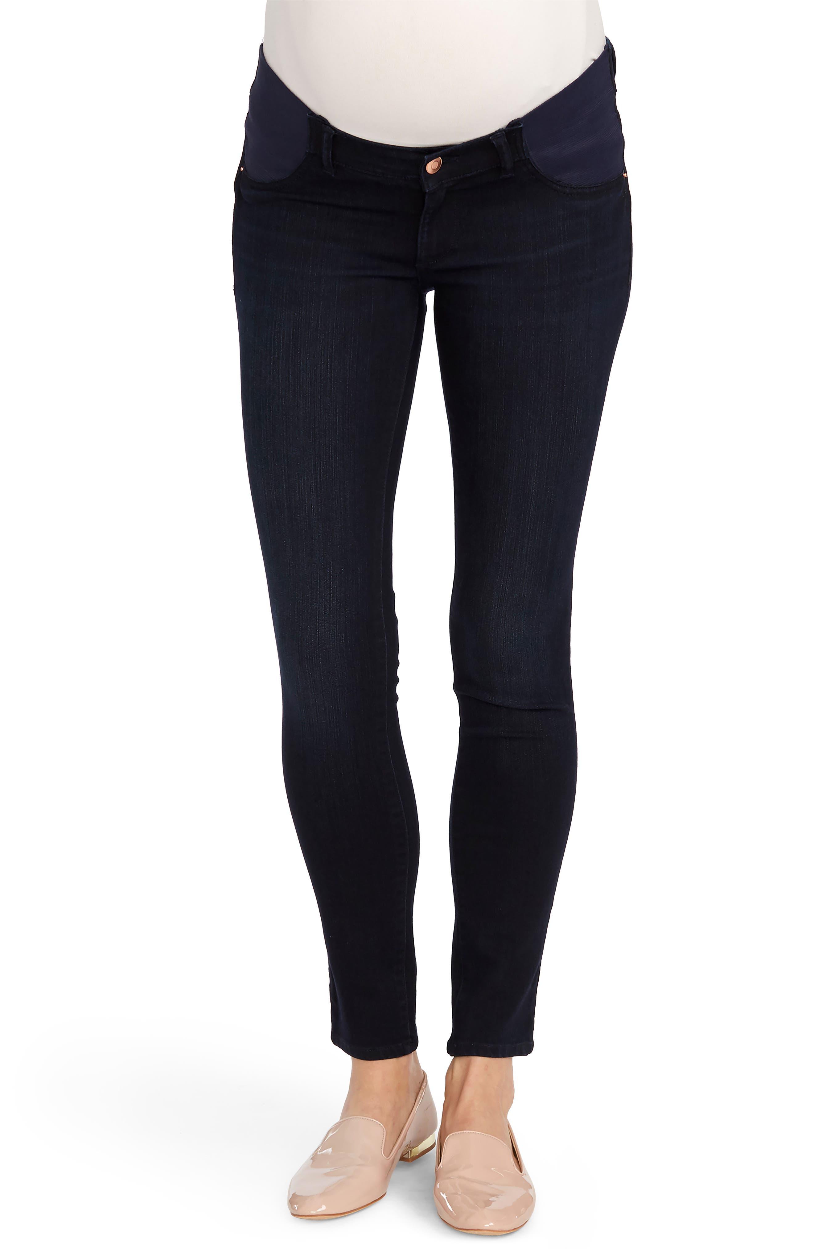 Rosie Pope x dl1961 Skinny Maternity Jeans