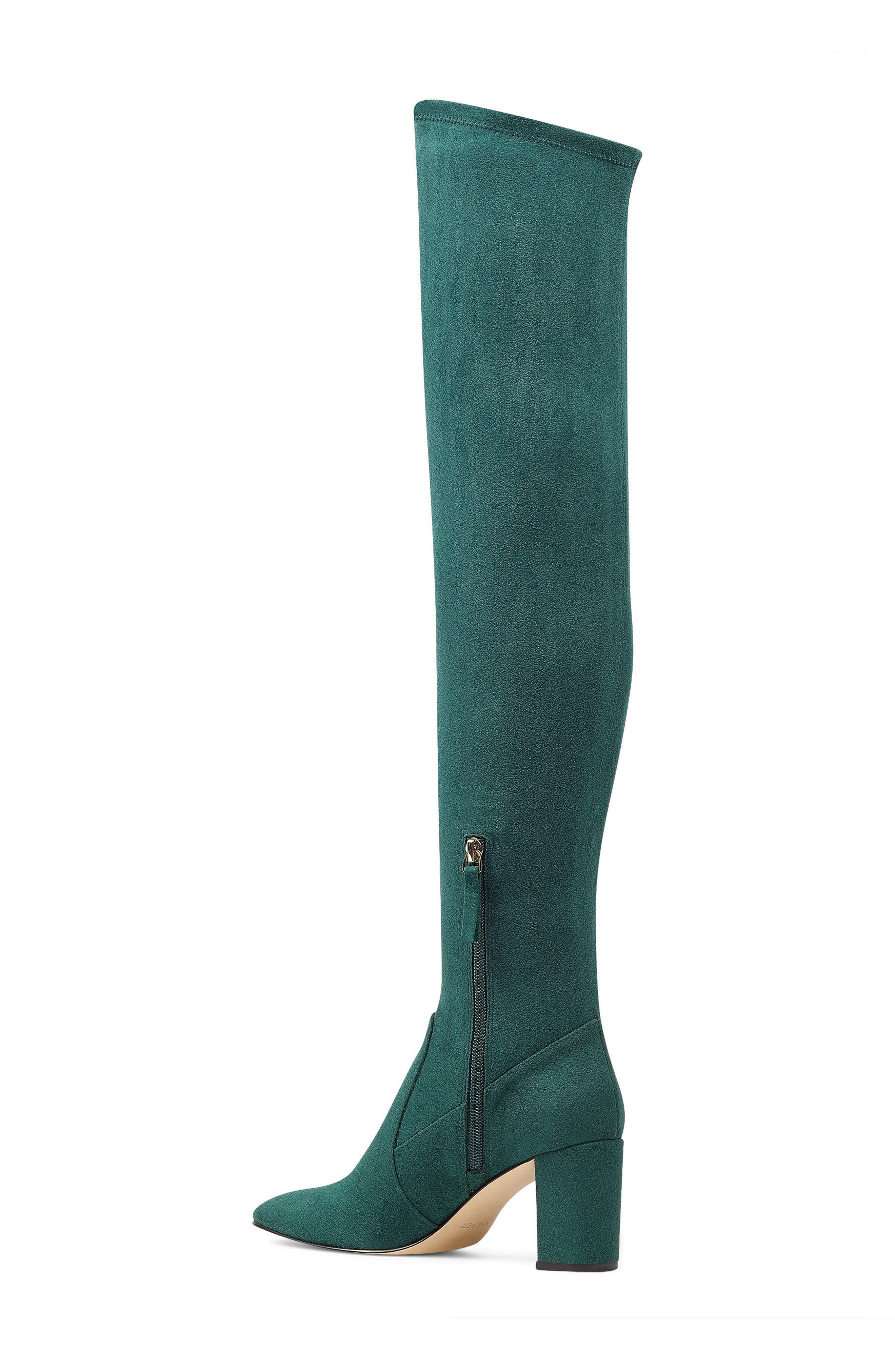 Alternate Image 2  - Nine West Xperian Over the Knee Boot (Women)