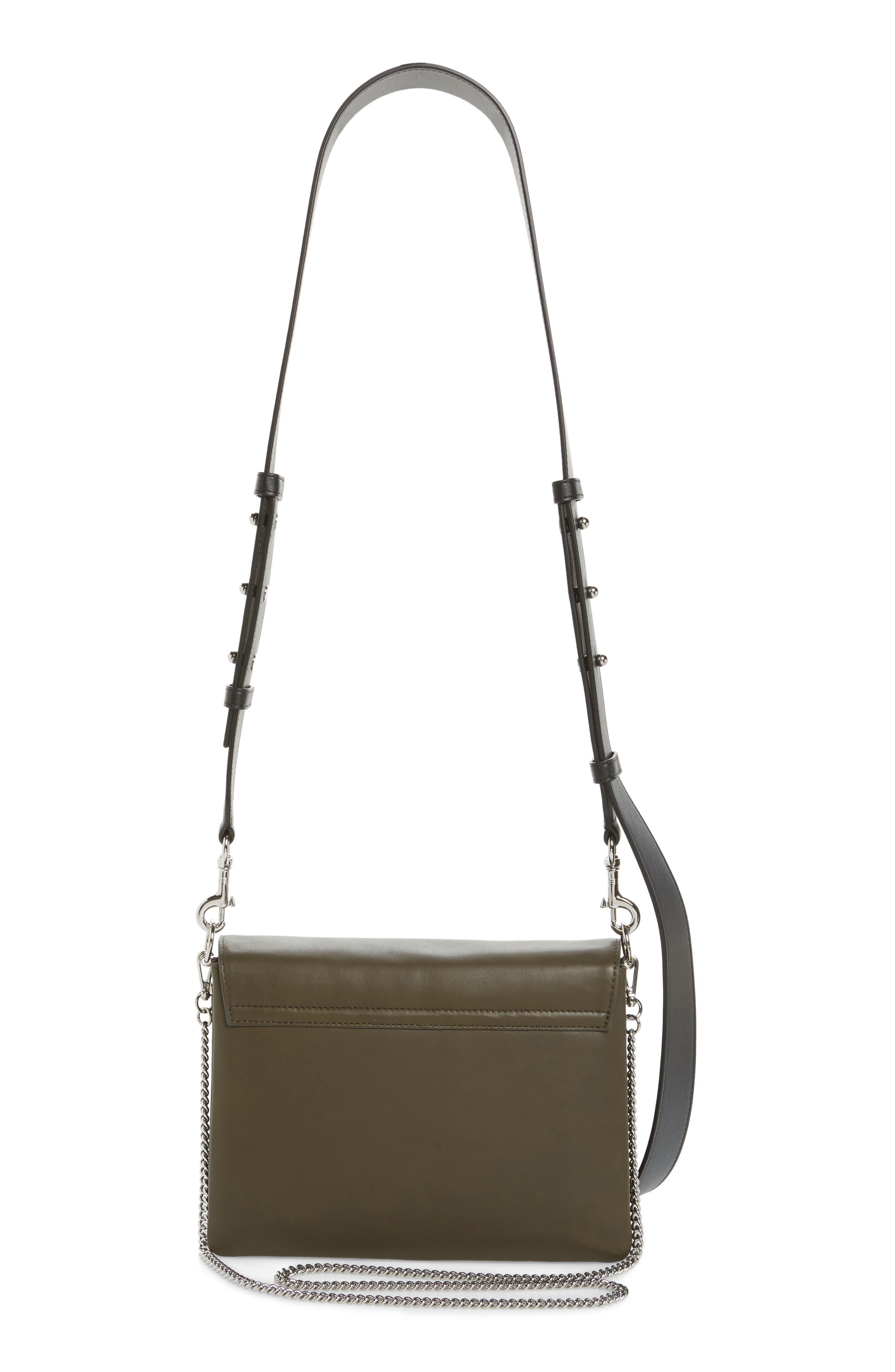 Alternate Image 2  - ALLSAINTS Zep Lambskin Leather Box Bag
