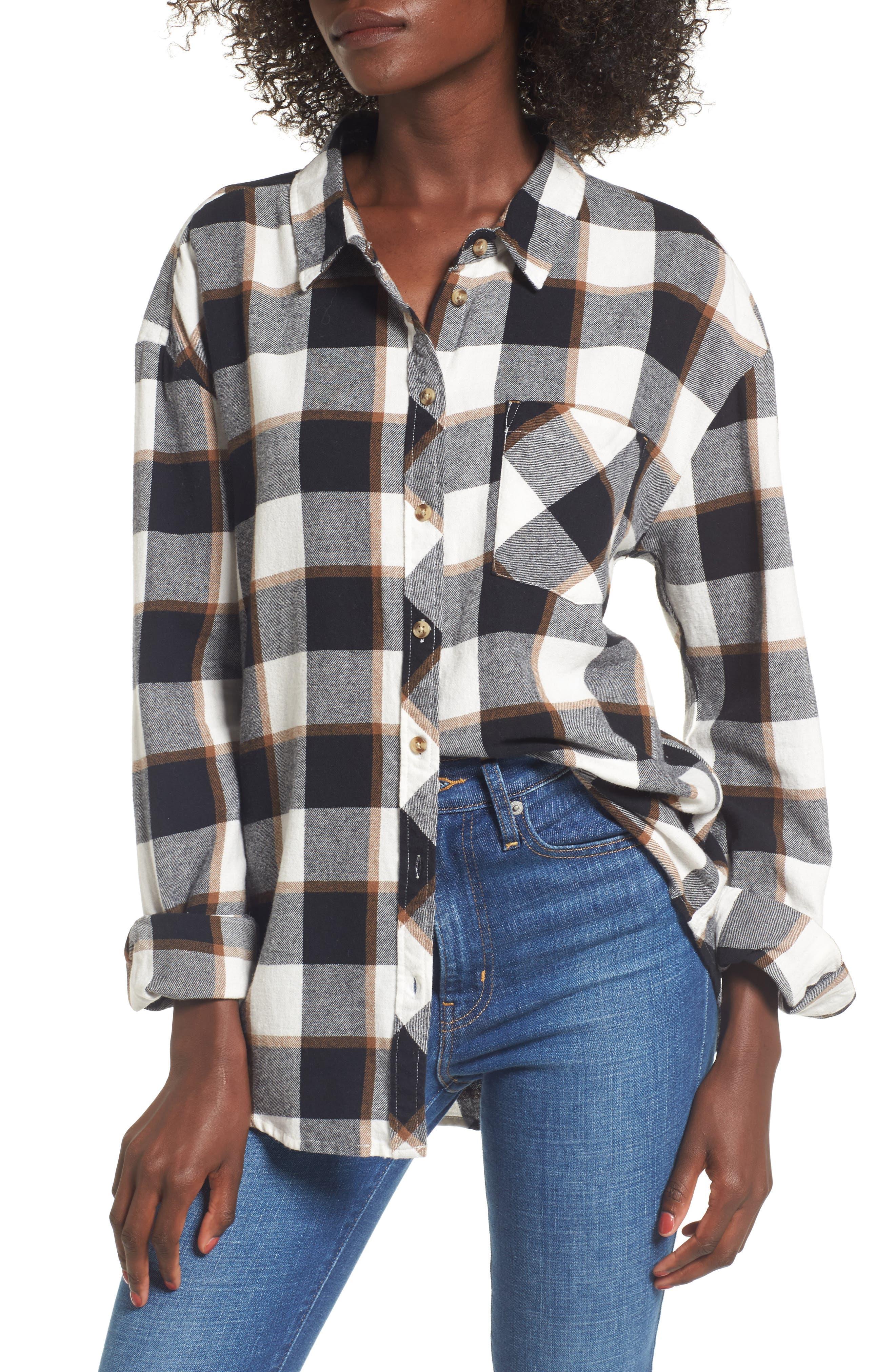 Thread & Supply Sol Plaid Shirt
