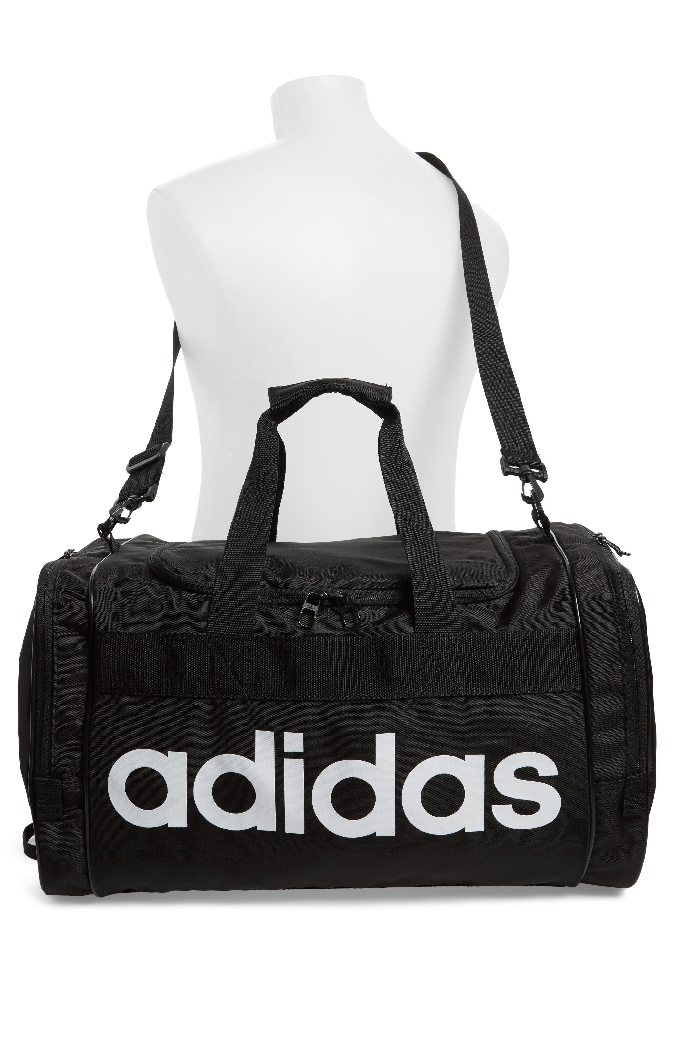 Alternate Image 2  - adidas Originals Santiago Duffel Bag