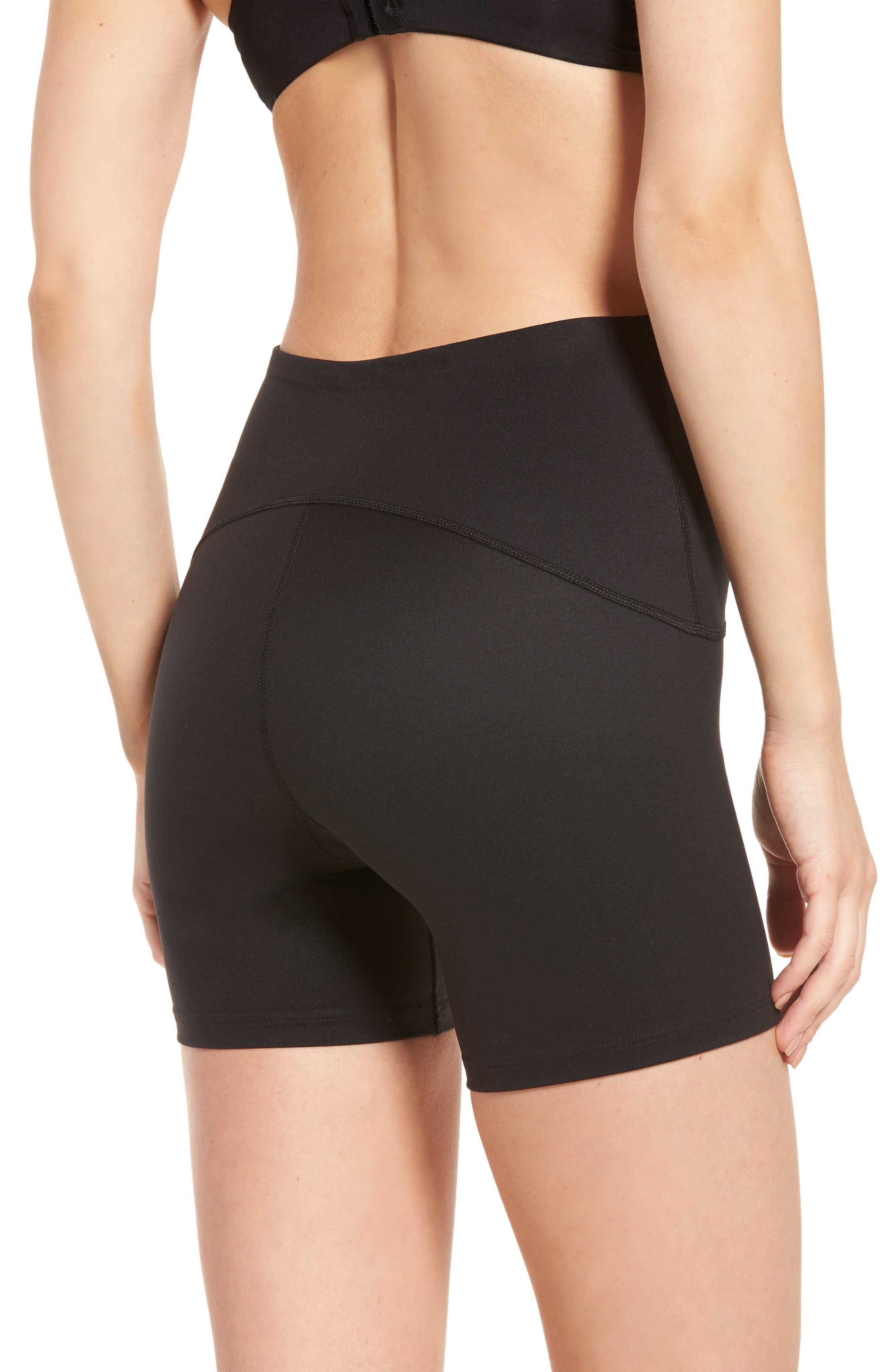 Sport Compression Shorts,                             Alternate thumbnail 2, color,                             Black