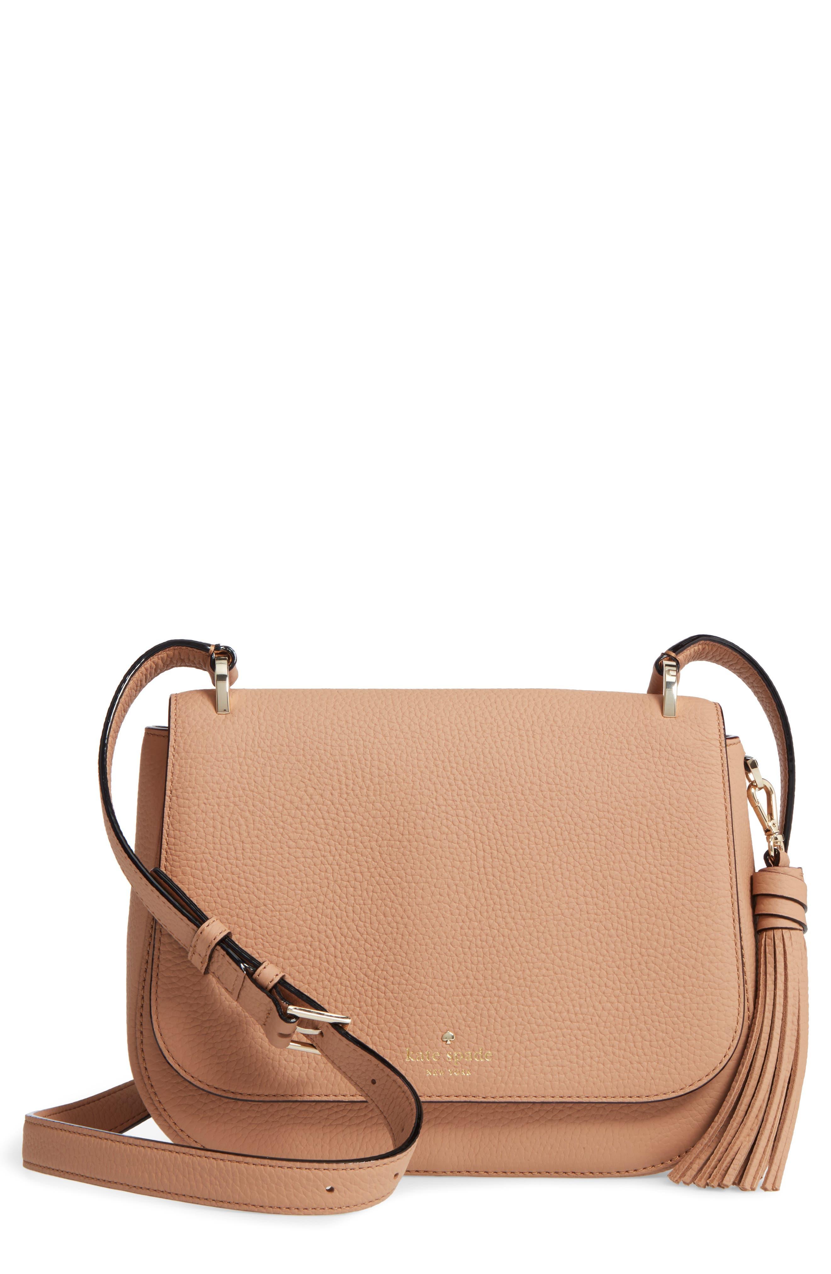 Main Image - kate spade new york daniels drive - tressa leather crossbody bag