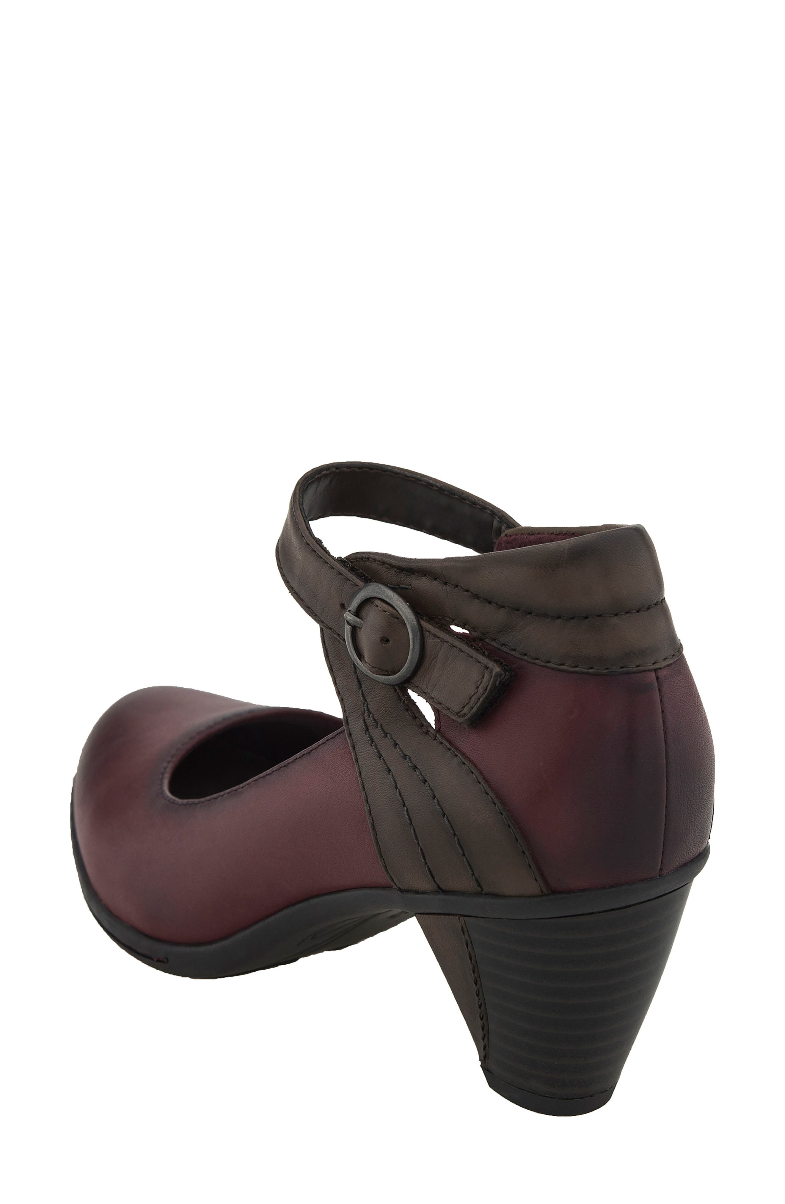 Alternate Image 2  - Earth® Garnet Ankle Strap Pump (Women)