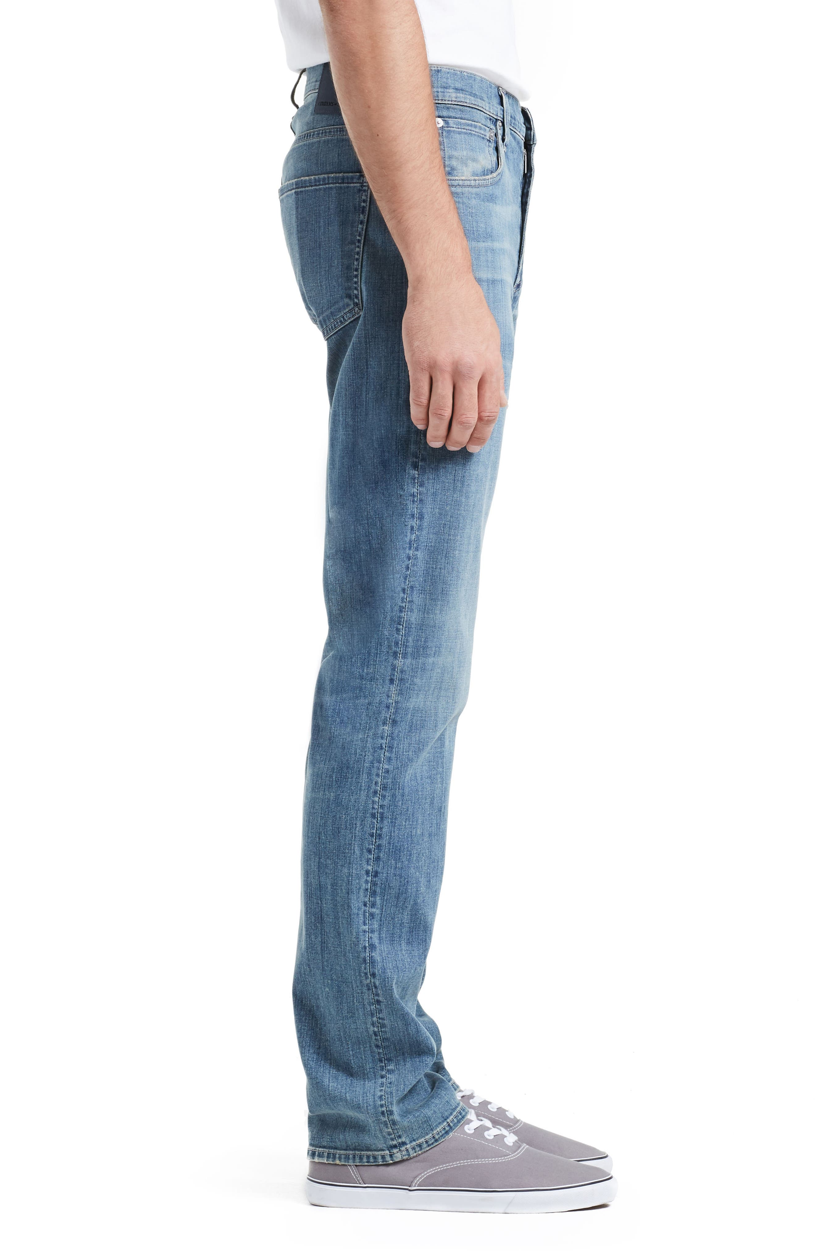Alternate Image 3  - Citizens of Humanity Sid Straight Leg Jeans (Costa)