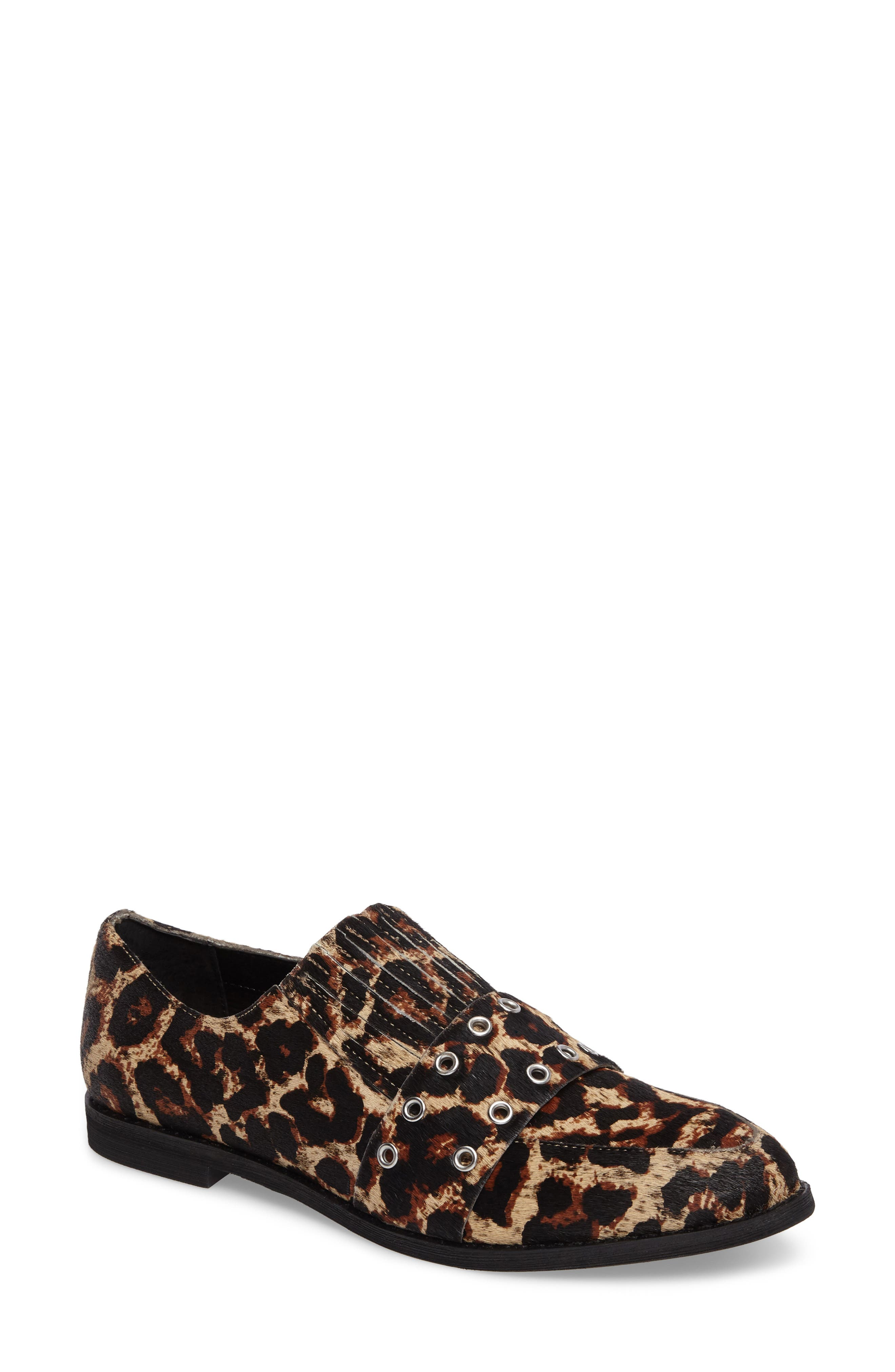 Alternate Image 1 Selected - Treasure & Bond Ainsley Pointy Toe Loafer