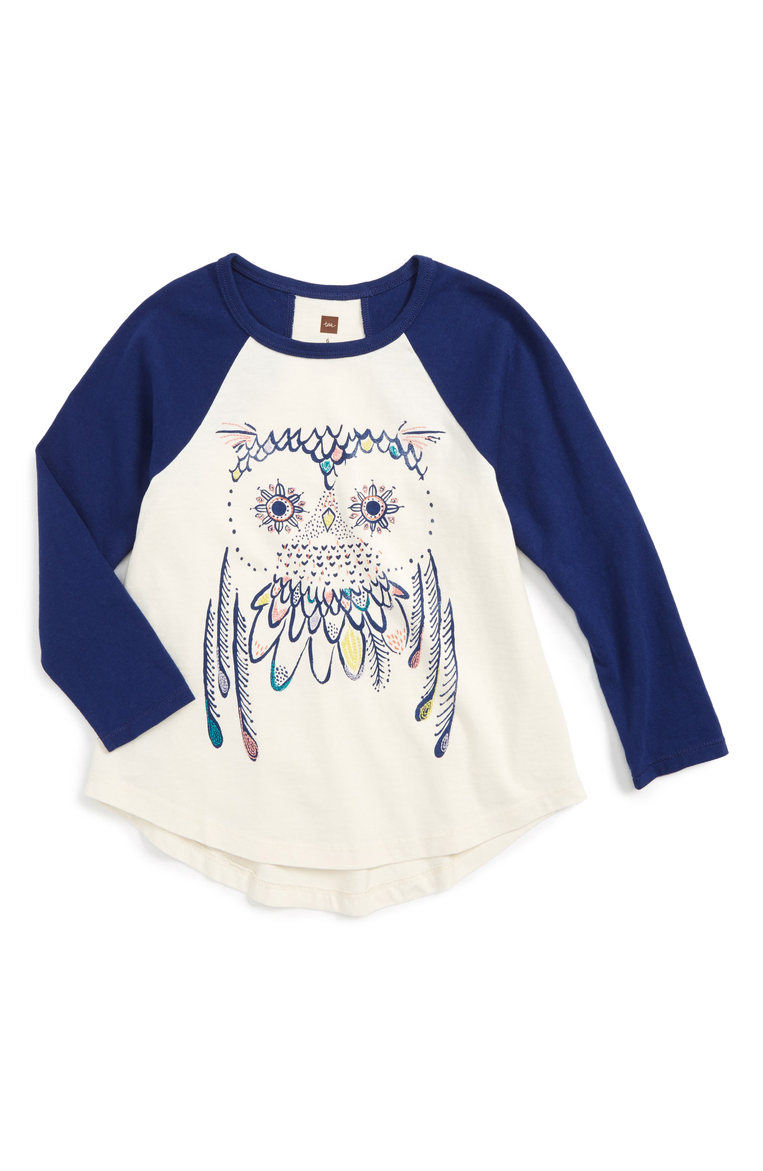 Tea Collection Alexandra Park Graphic Tee (Toddler Girls, Little Girls & Big Girls)