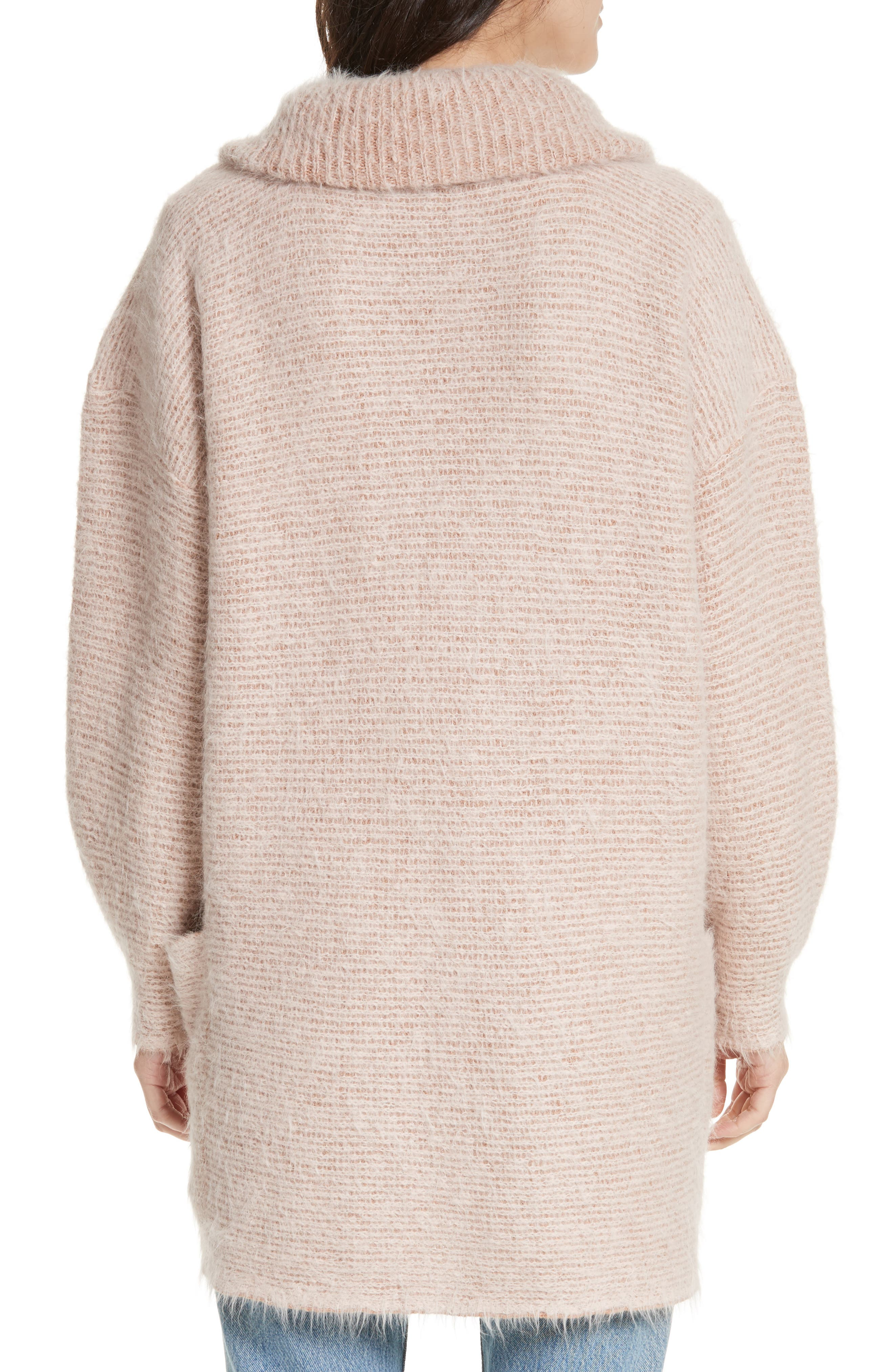 Alternate Image 2  - Free People Take Two Sweater Coat