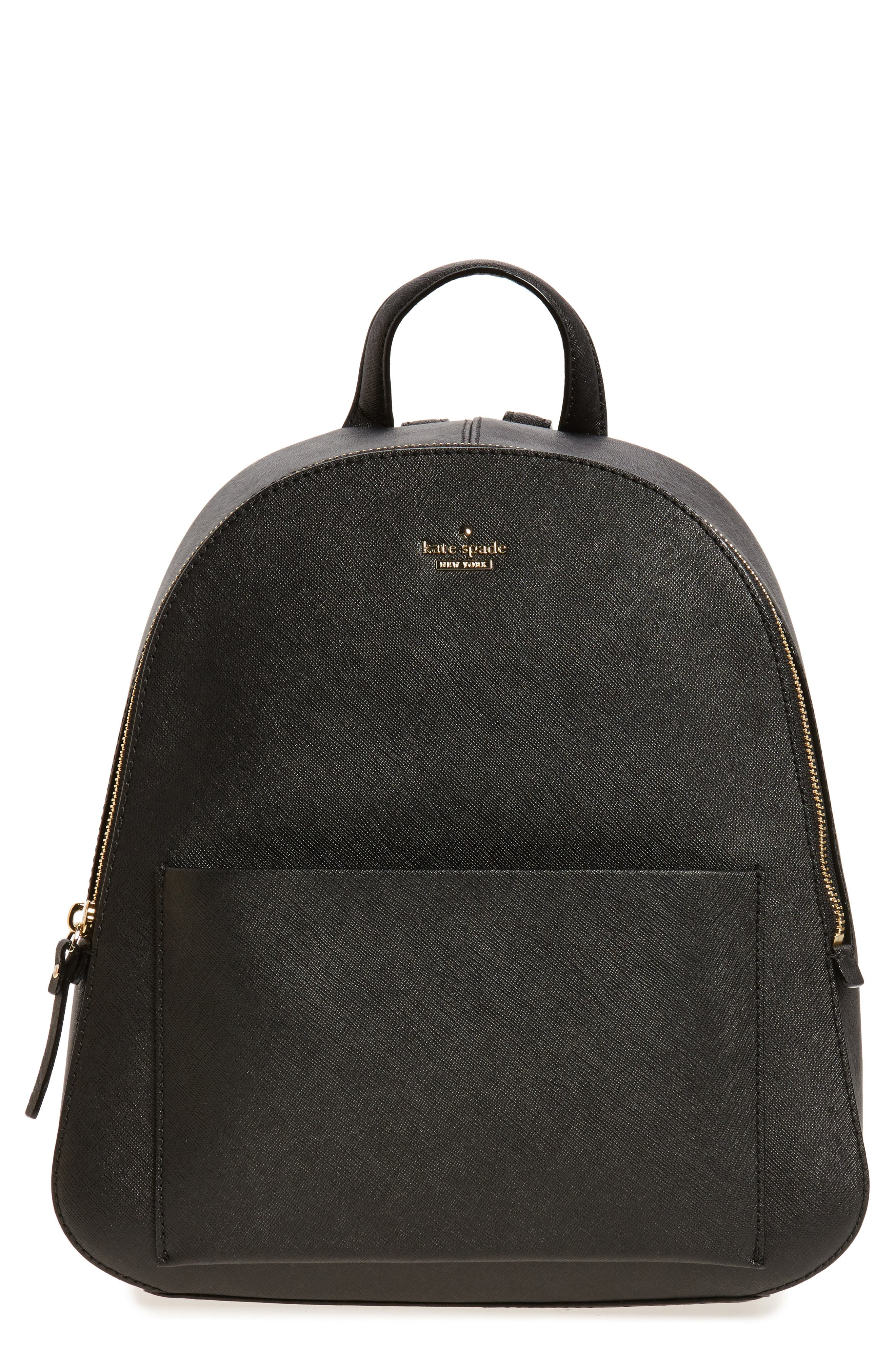 Main Image - kate spade new york cameron street marisole leather backpack