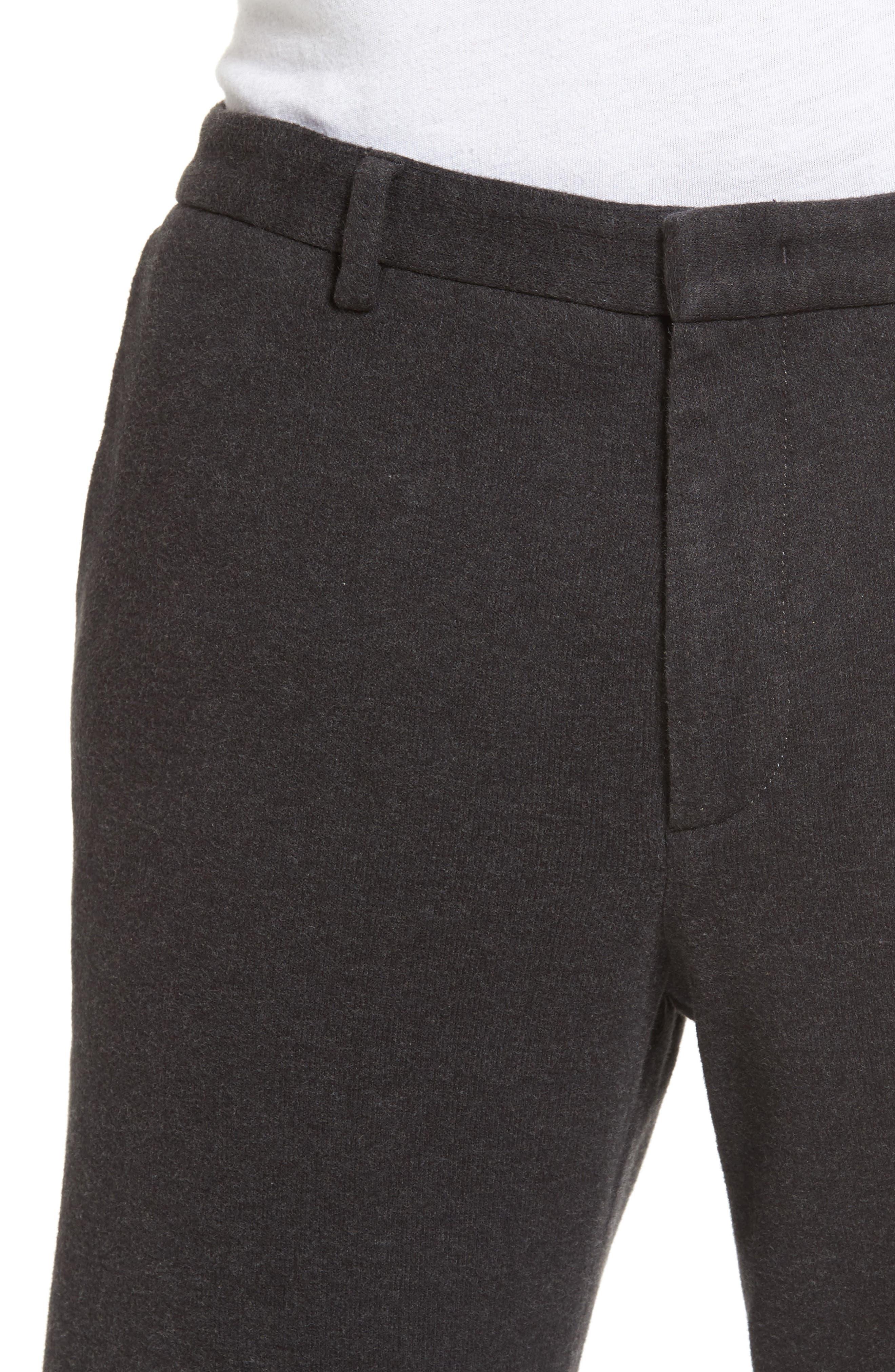 Alternate Image 4  - BOSS Slim Fit Jersey Jogger Pants