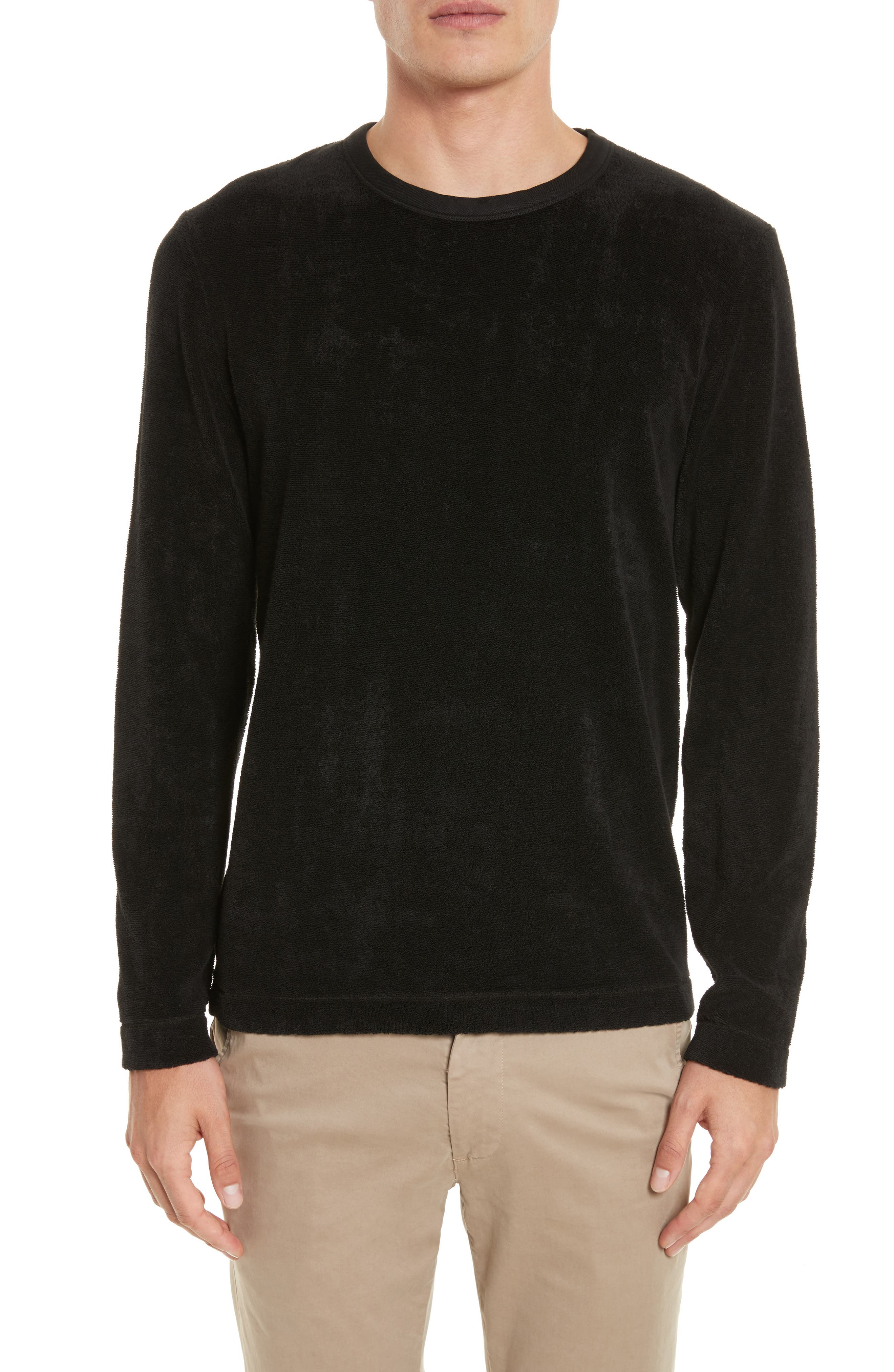 Alternate Image 1 Selected - OUR LEGACY Long Sleeve French Terry T-Shirt
