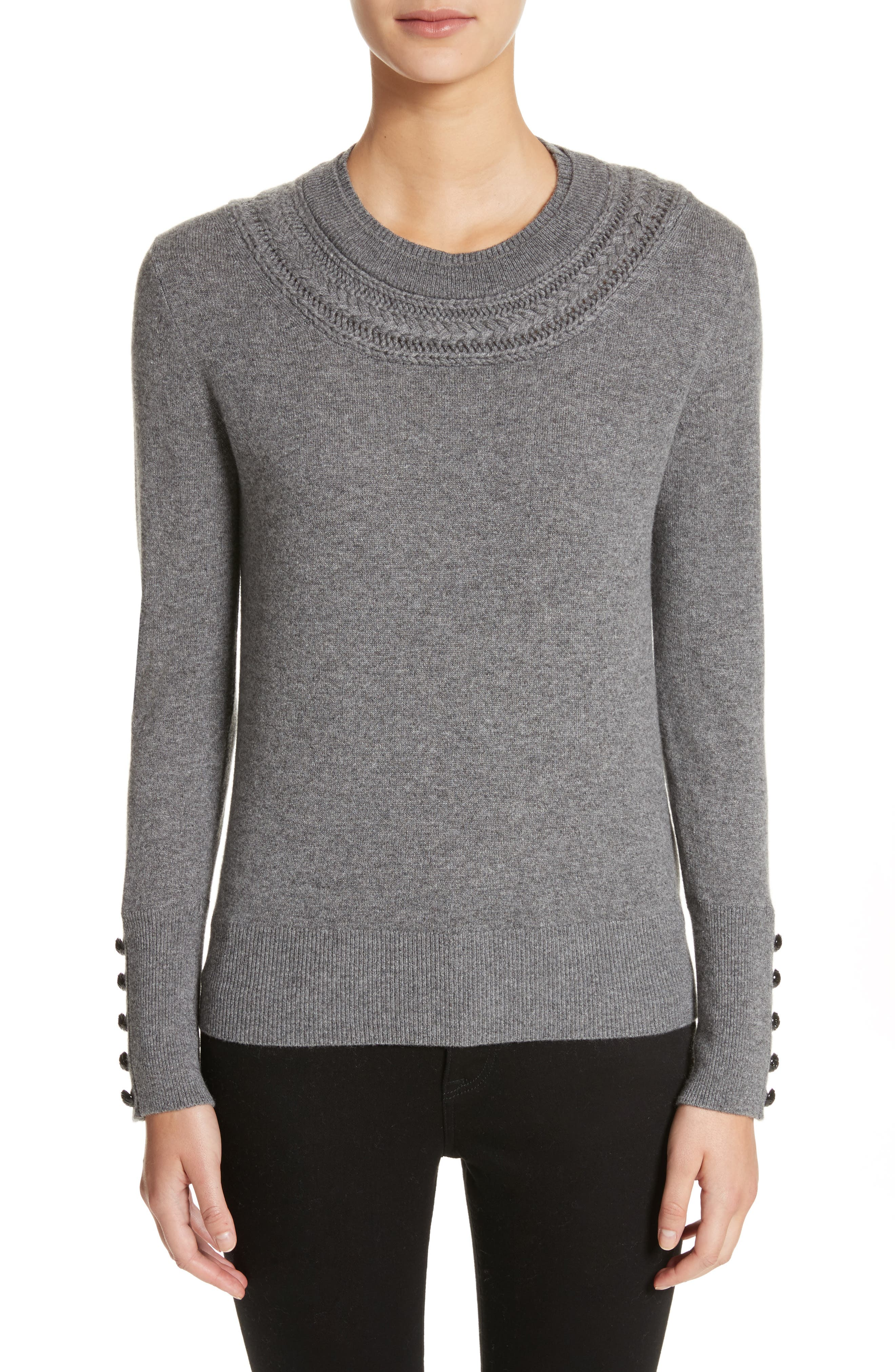 Burberry Carapelle Cashmere Sweater