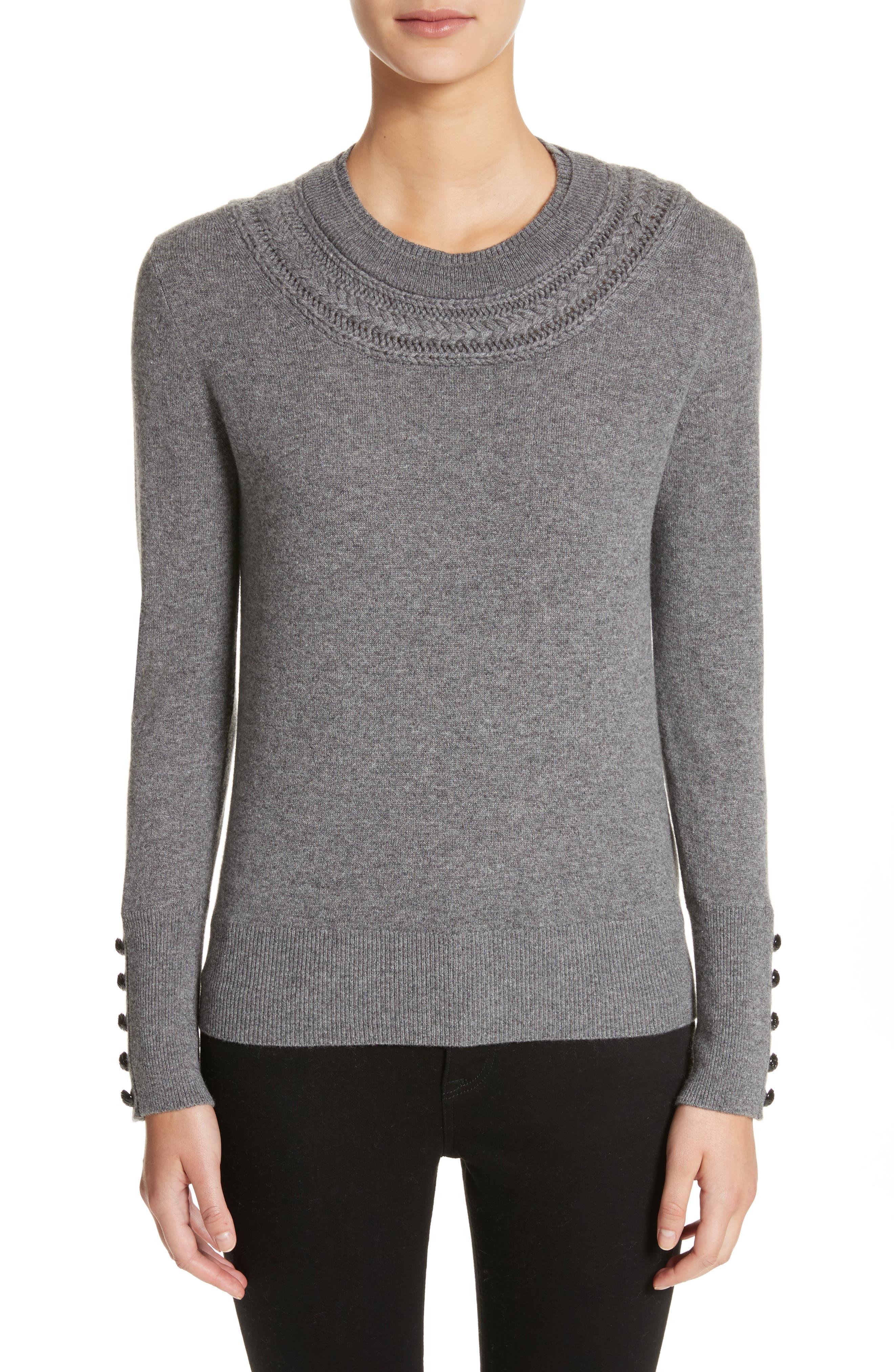 Burberry Carapelle Cashmere Sweater
