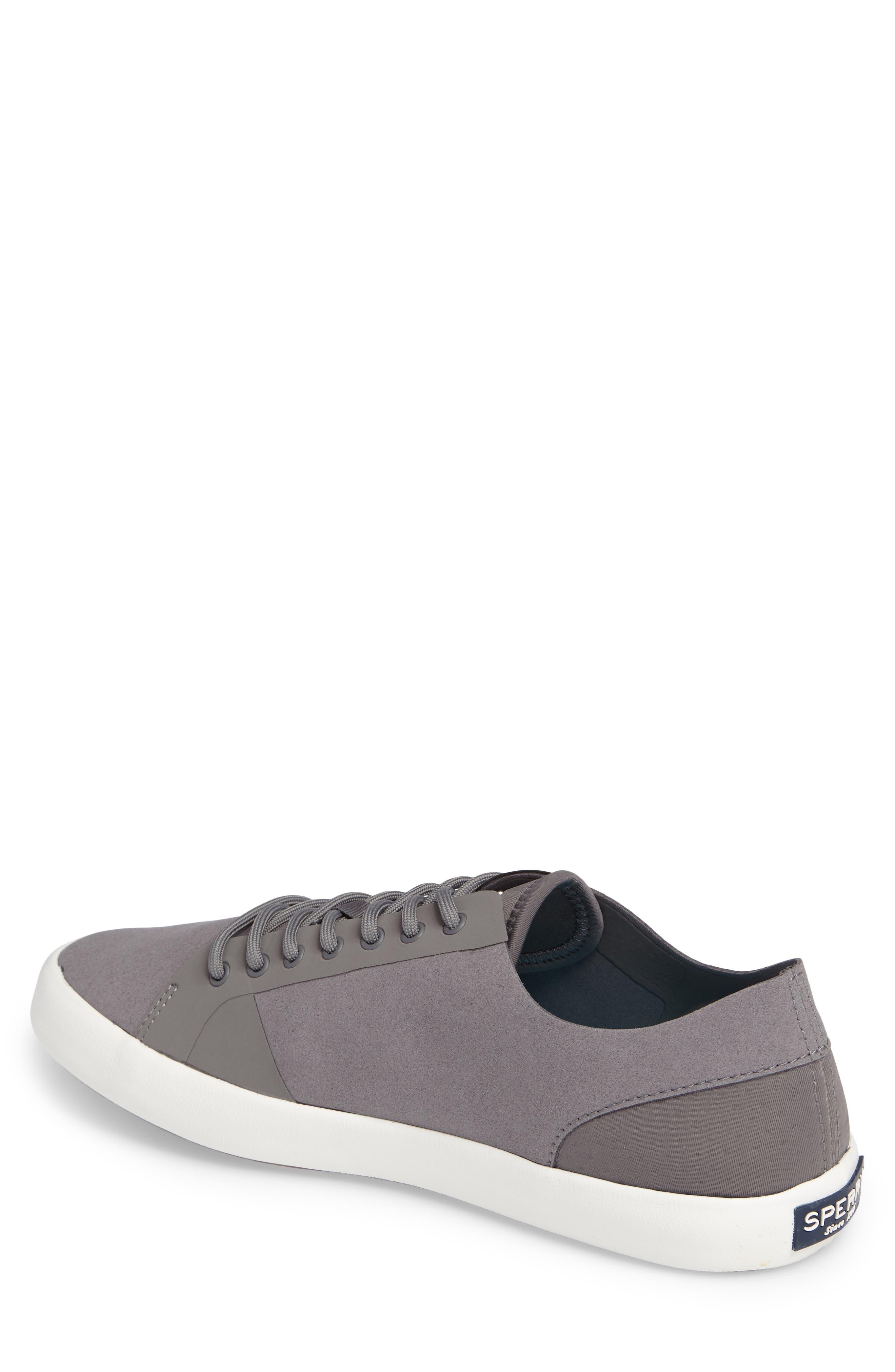 Flex Deck LTT Sneaker,                             Alternate thumbnail 2, color,                             Grey