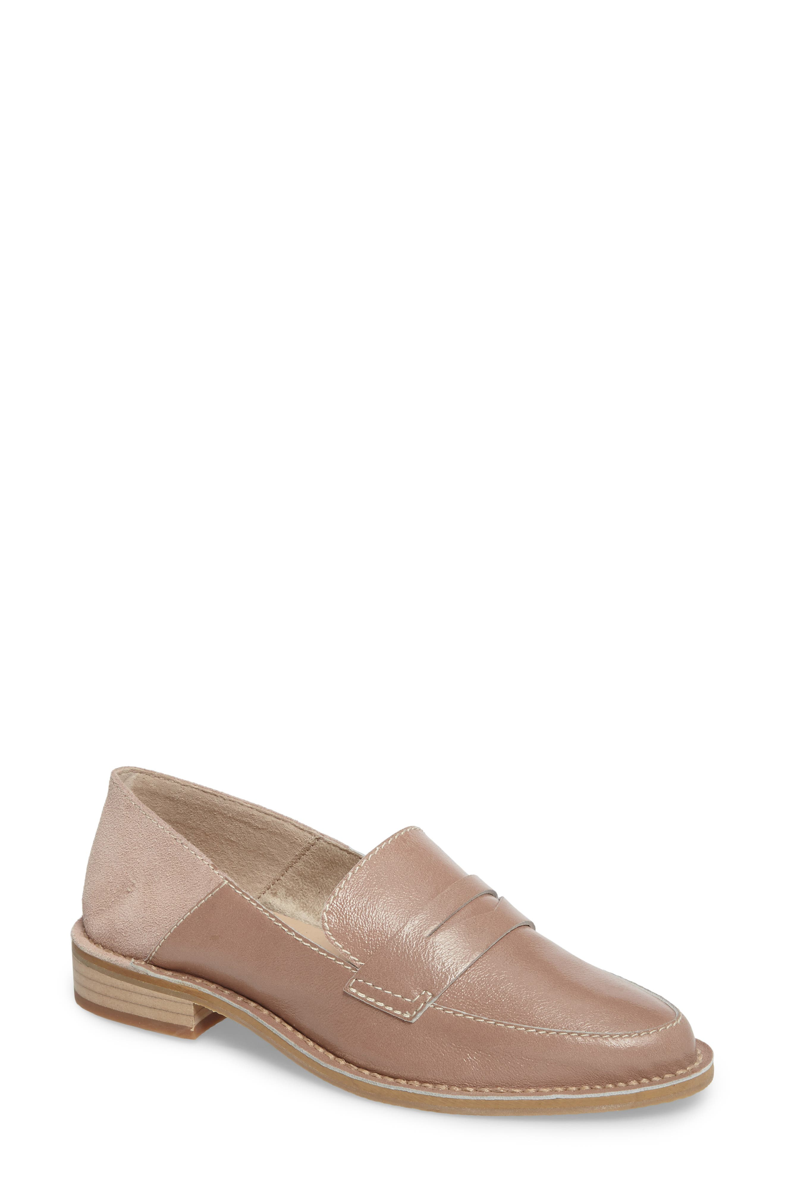 Kelsi Dagger Brooklyn Woodside Drop Heel Loafer (Women)