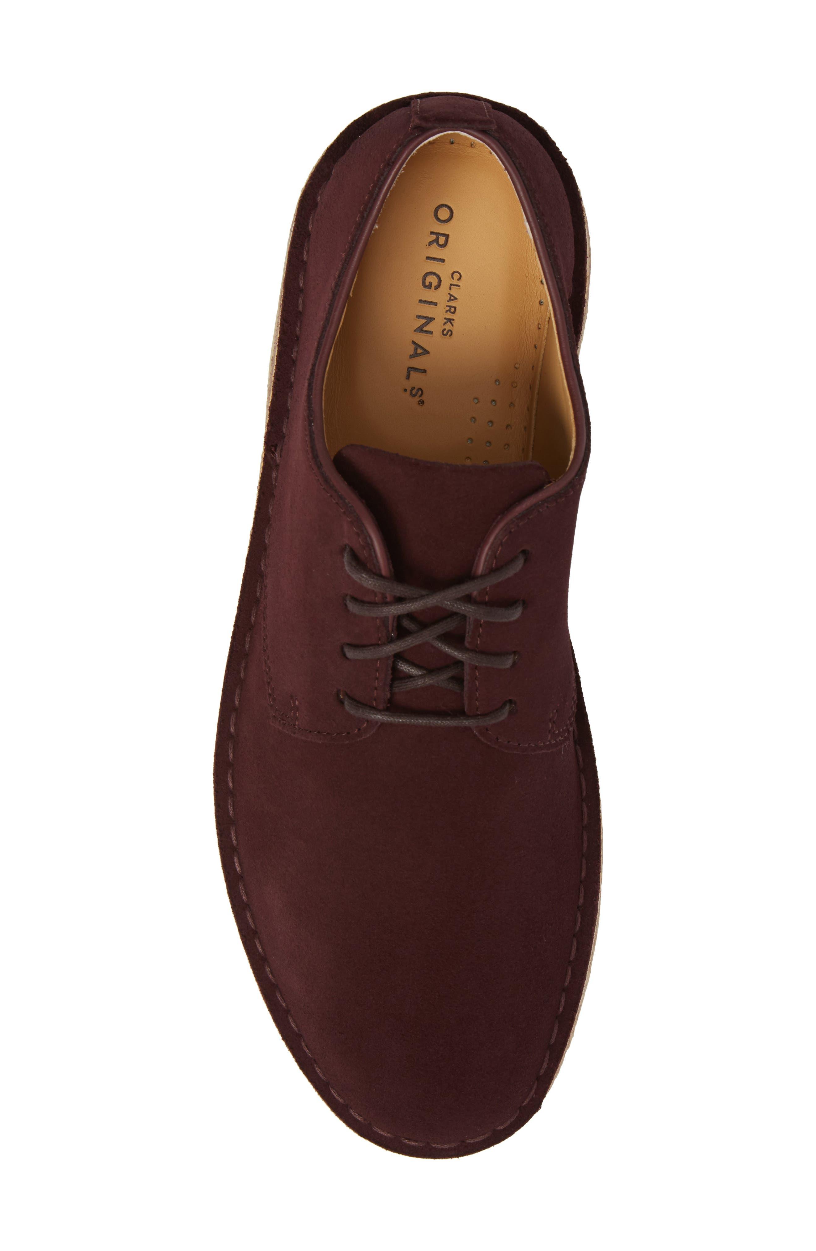 Alternate Image 5  - Clarks® 'Desert London' Plain Toe Derby (Men)