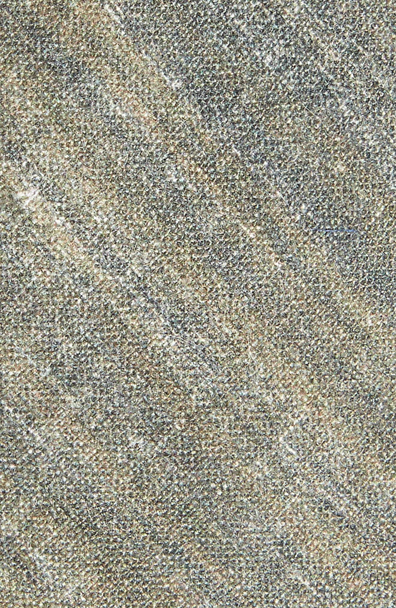 Freehand Solid Linen Tie,                             Alternate thumbnail 2, color,                             Taupe