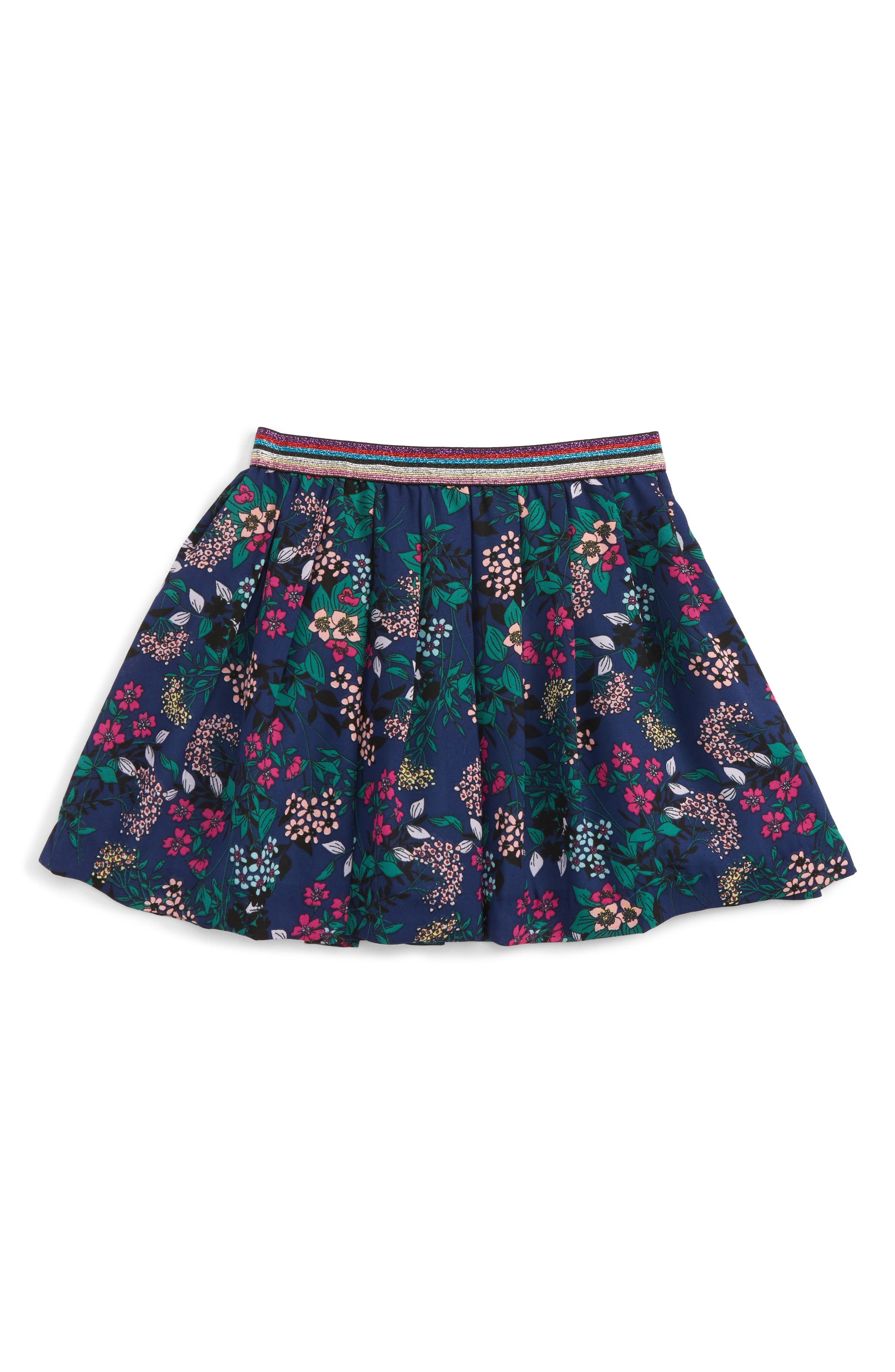 Peek Elena Floral Print Skirt (Toddler Girls, Little Girls & Big Girls)