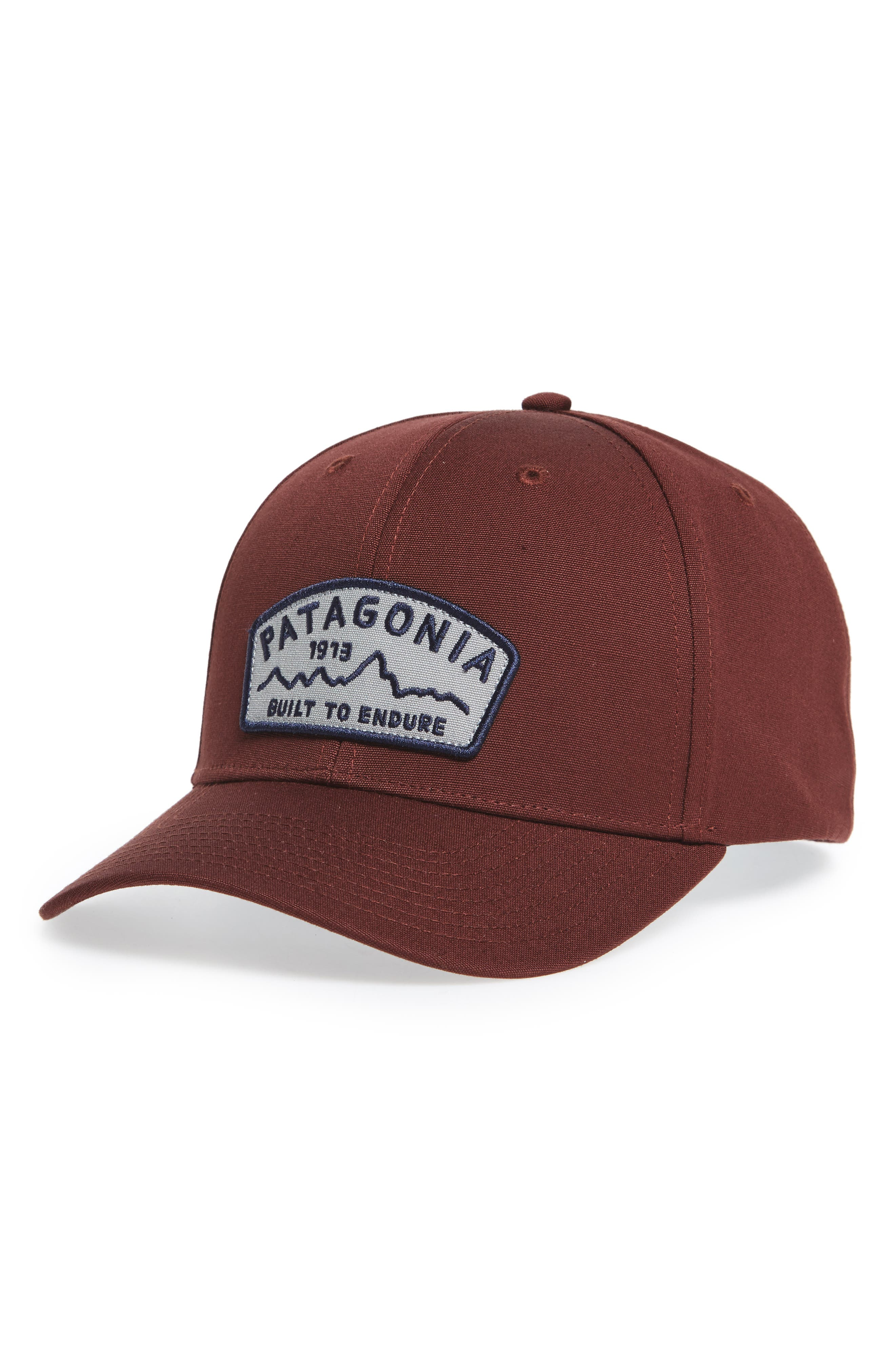 Patagonia Arched Type Roger That Baseball Cap