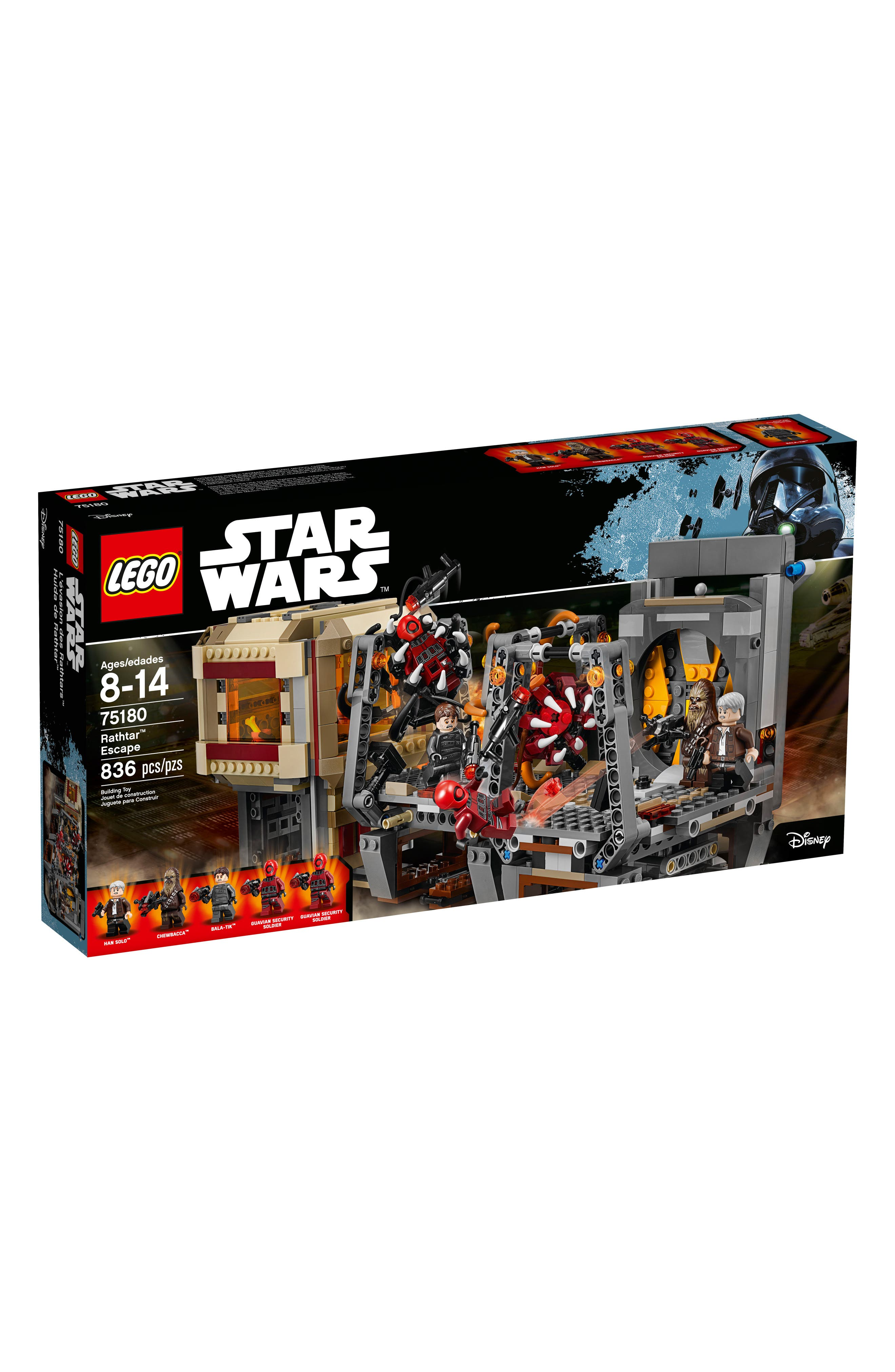 Star Wars<sup>™</sup>: The Force Awakens Rathtar<sup>™</sup> Escape Play Set - 75180,                         Main,                         color, Multi