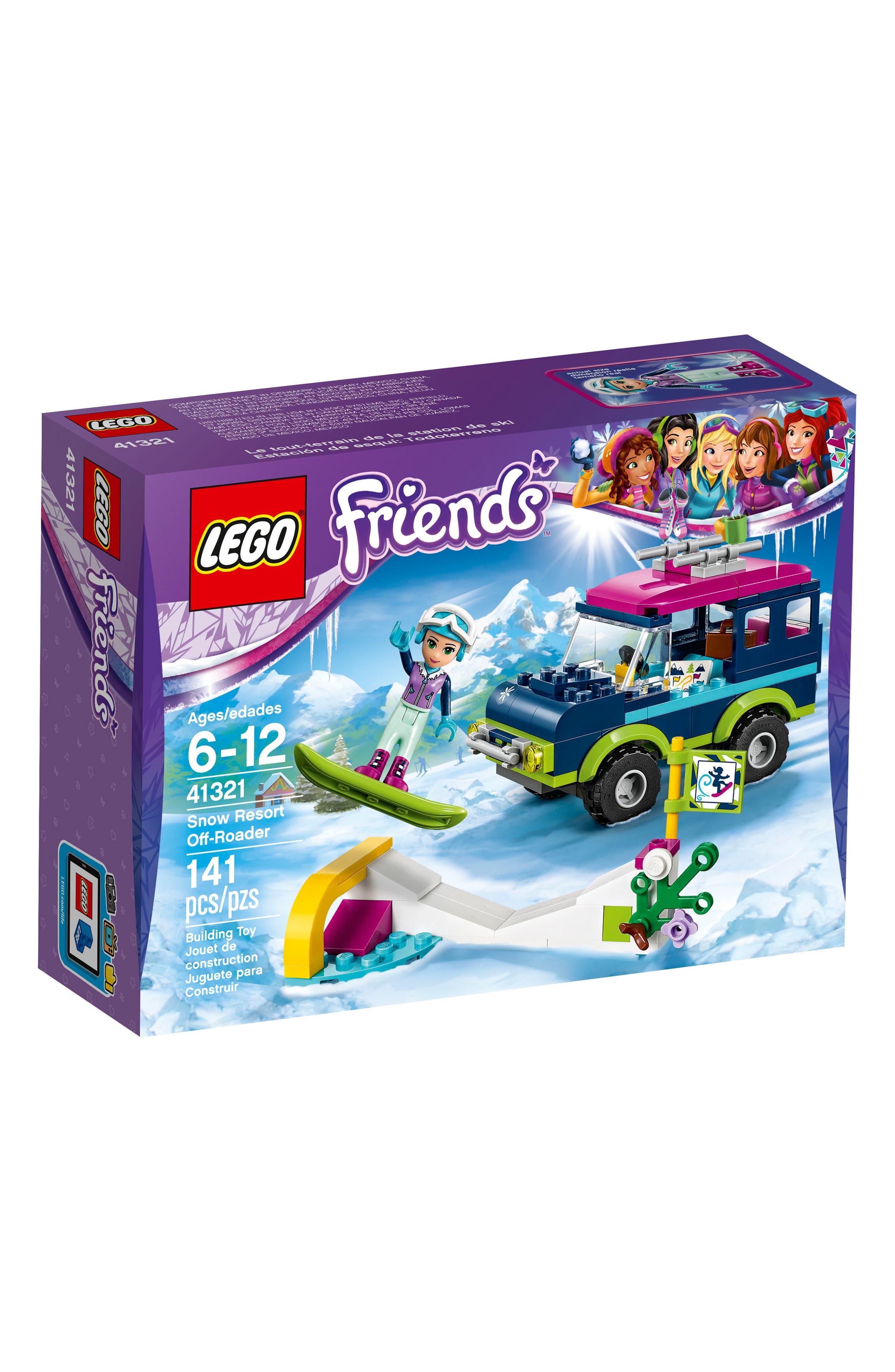 LEGO® Friends Snow Resort Off-Roader - 41321