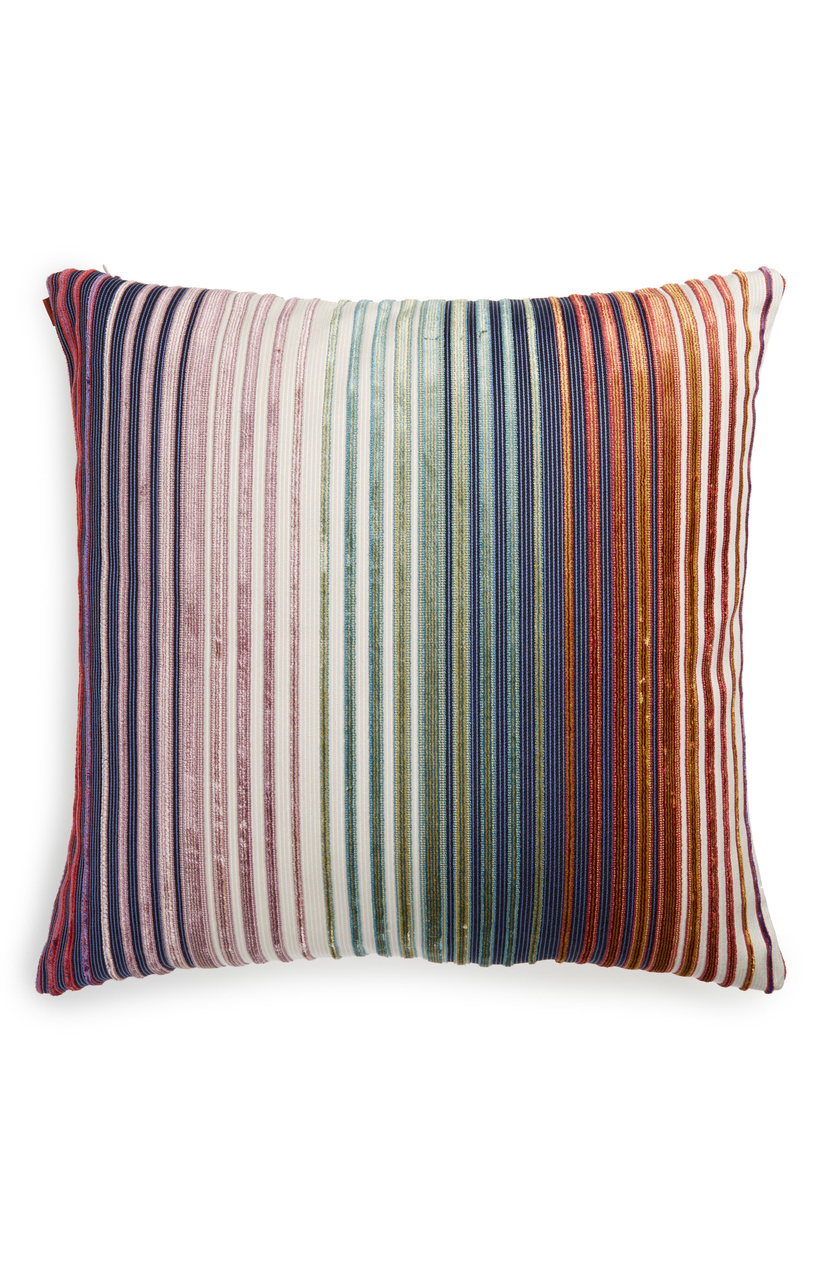Tunisi Accent Pillow,                             Main thumbnail 1, color,                             Multi Color