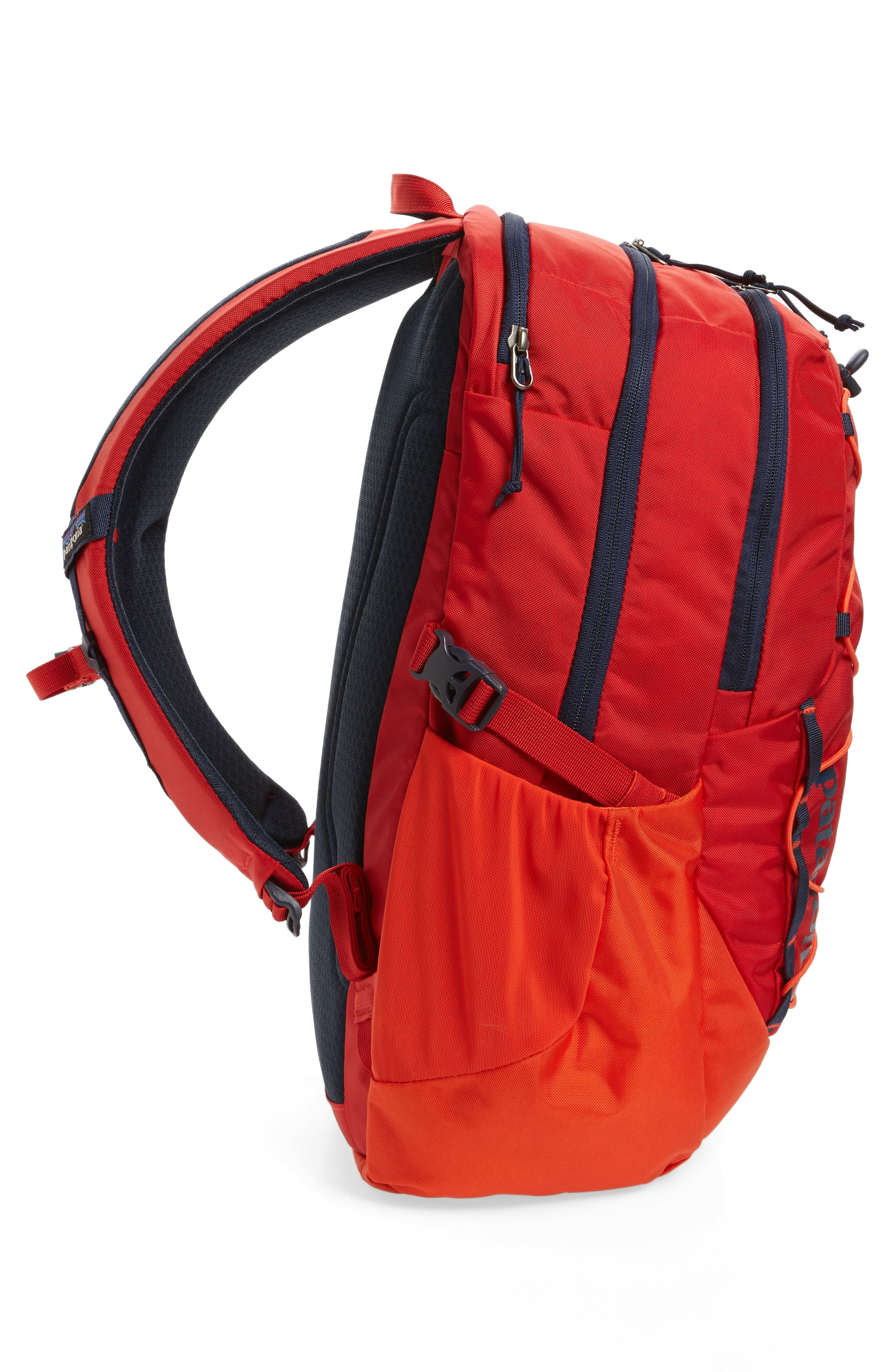 30L Chacabuco Backpack,                             Alternate thumbnail 5, color,                             Paintbrush Red
