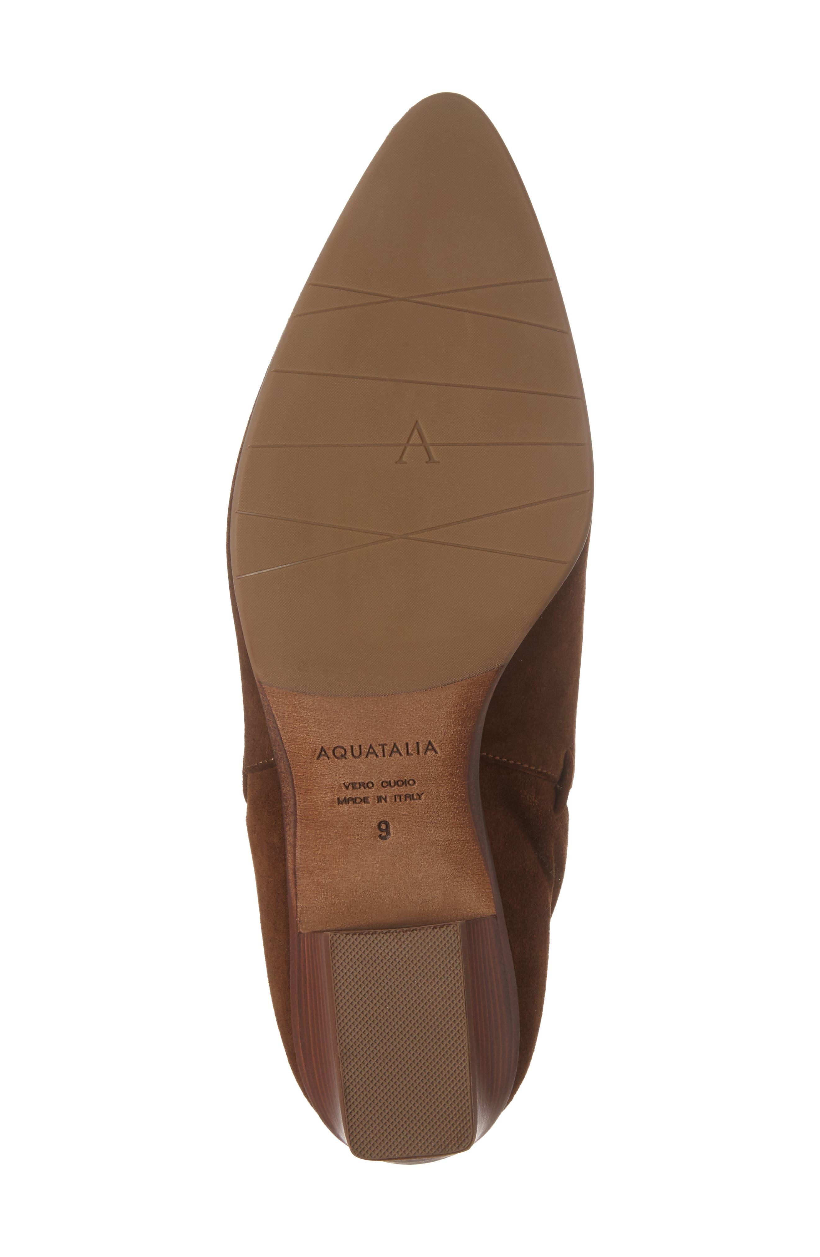 Alternate Image 6  - Aquatalia Fabienne Weatherproof Chelsea Boot (Women)