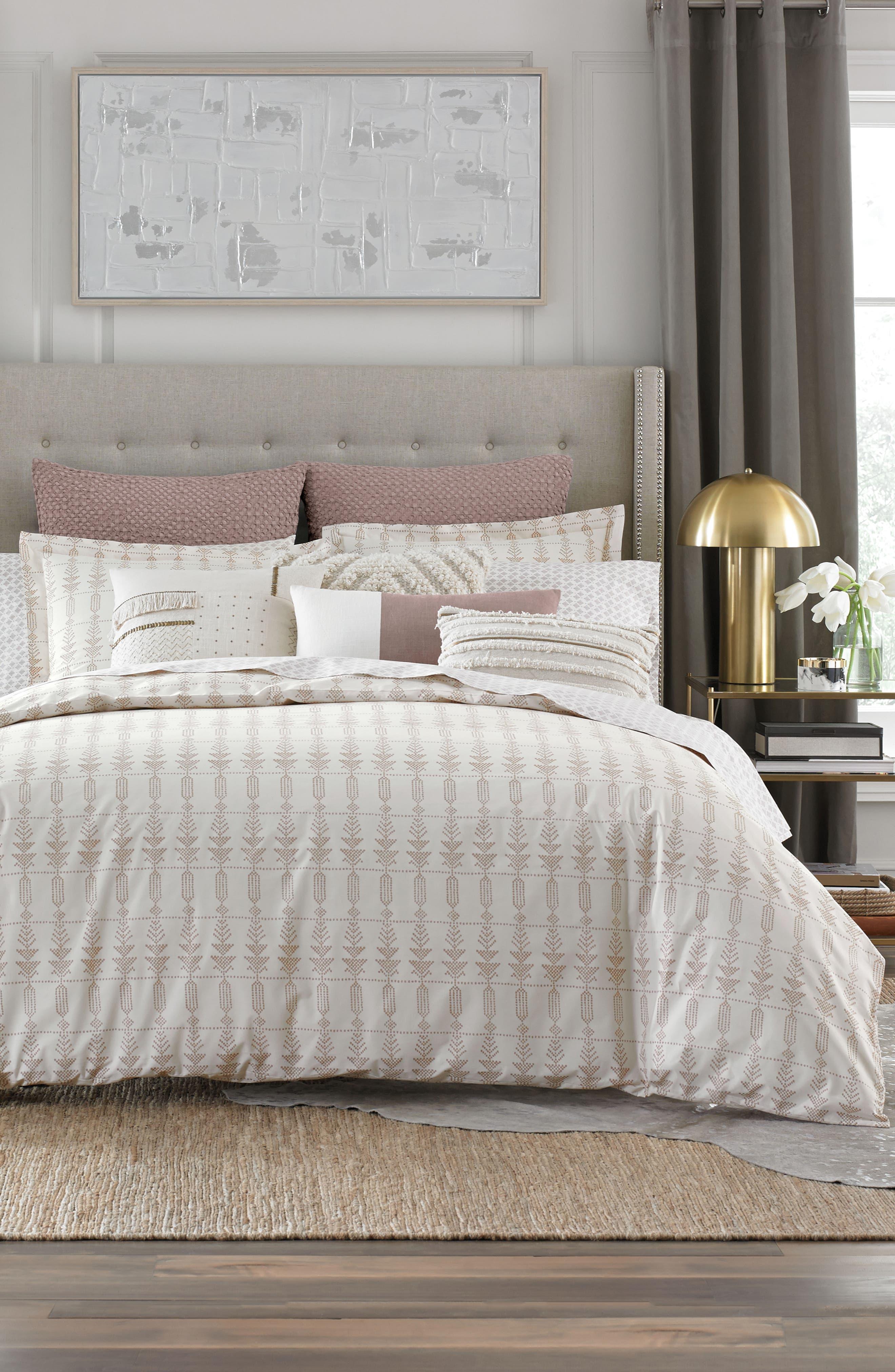 Farrah Comforter,                         Main,                         color, Champagne