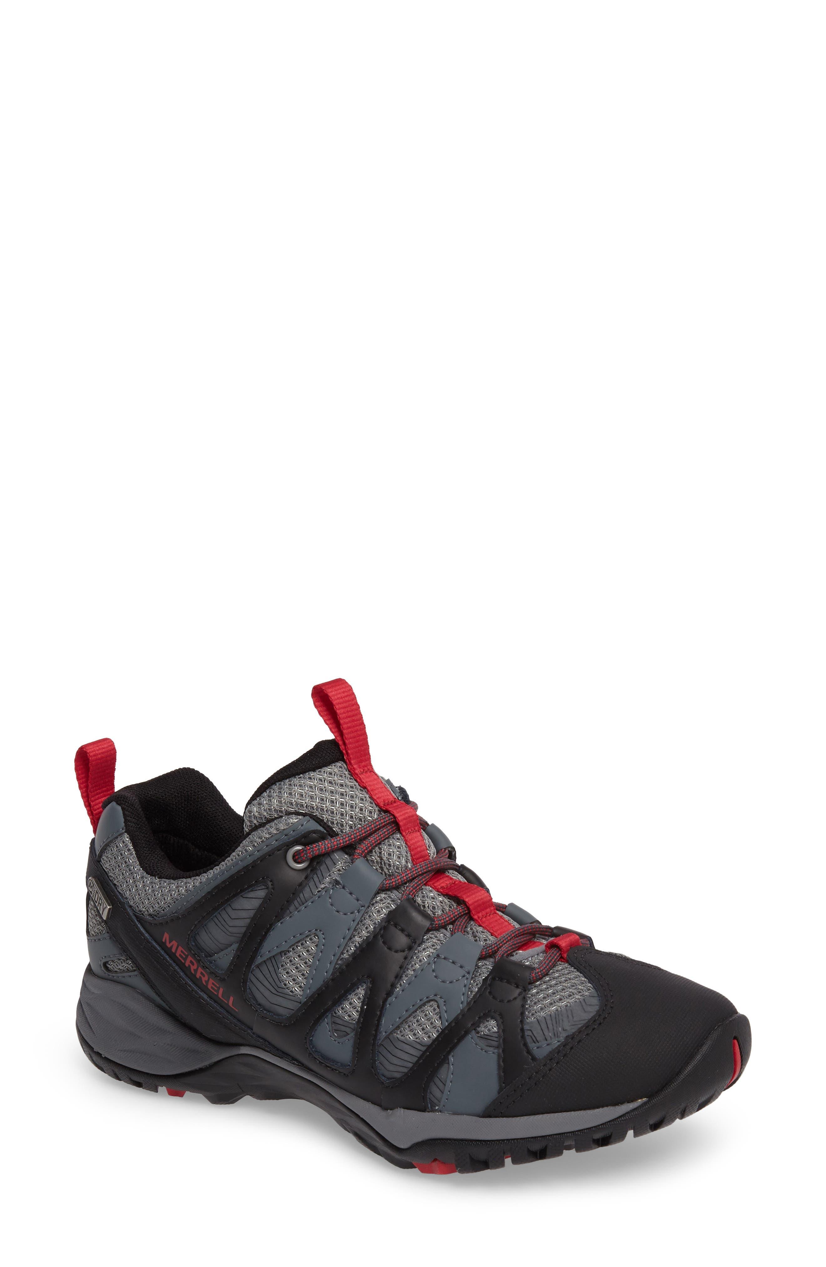 Alternate Image 1 Selected - Merrell Siren Hex Waterproof Sneaker (Women)
