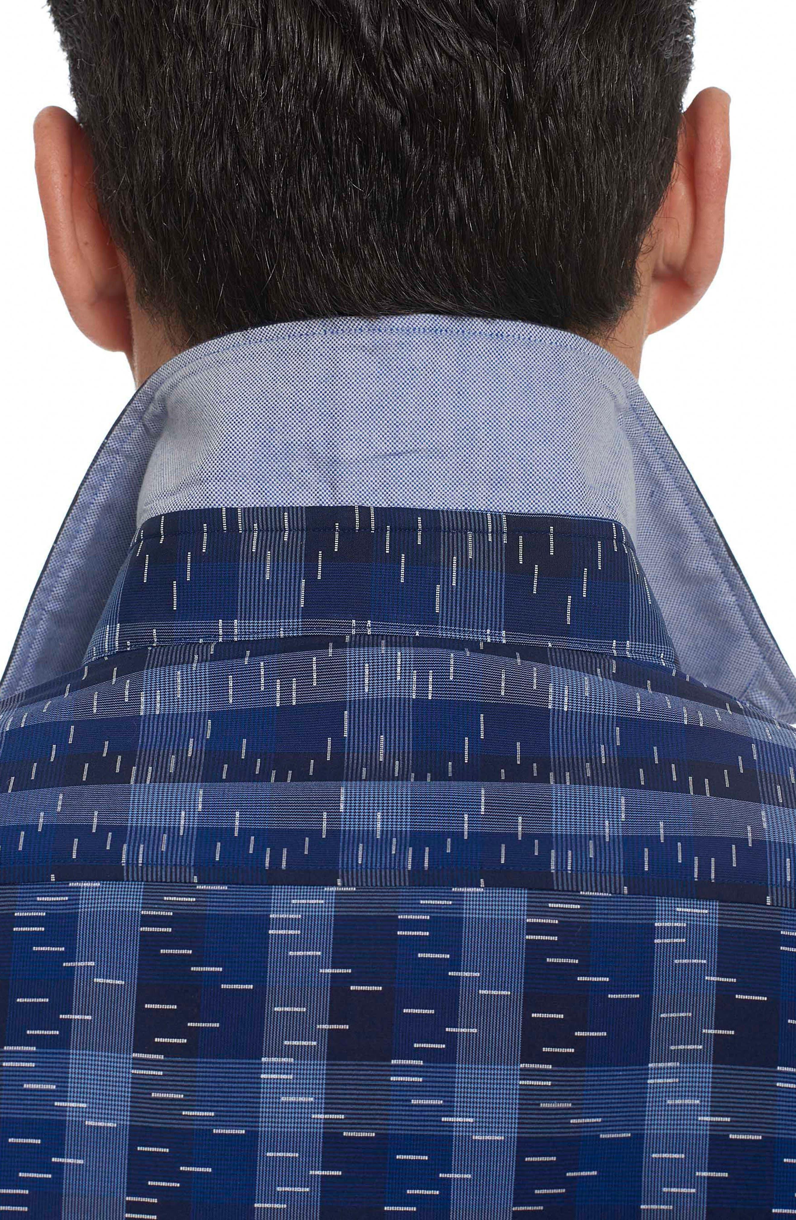 Alternate Image 3  - Robert Graham Levy Regular Fit Print Sport Shirt