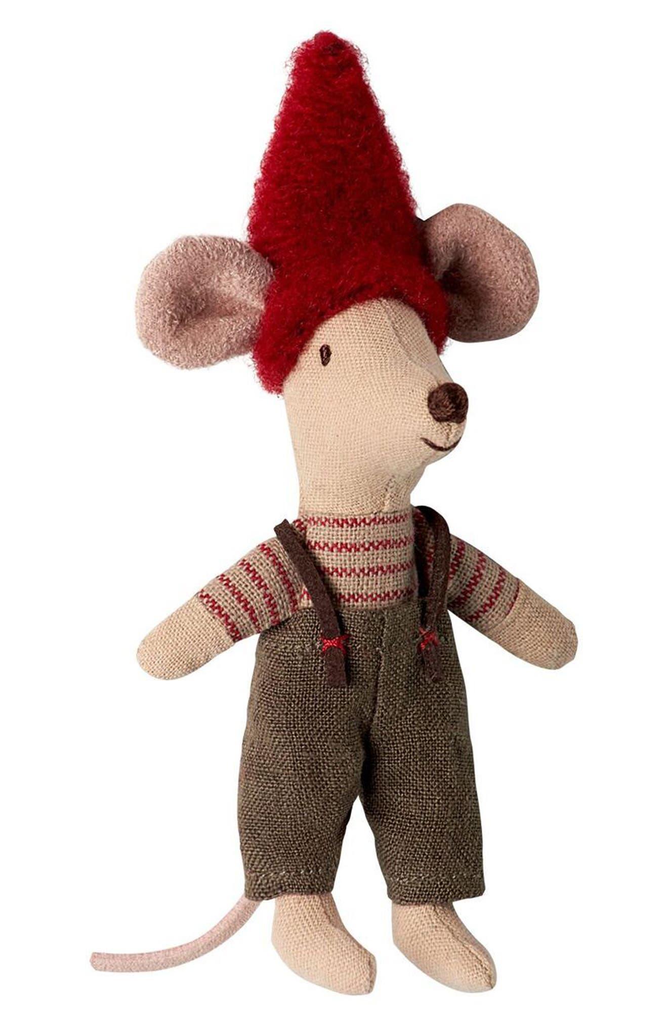 Maileg Christmas Mouse Stuffed Animal