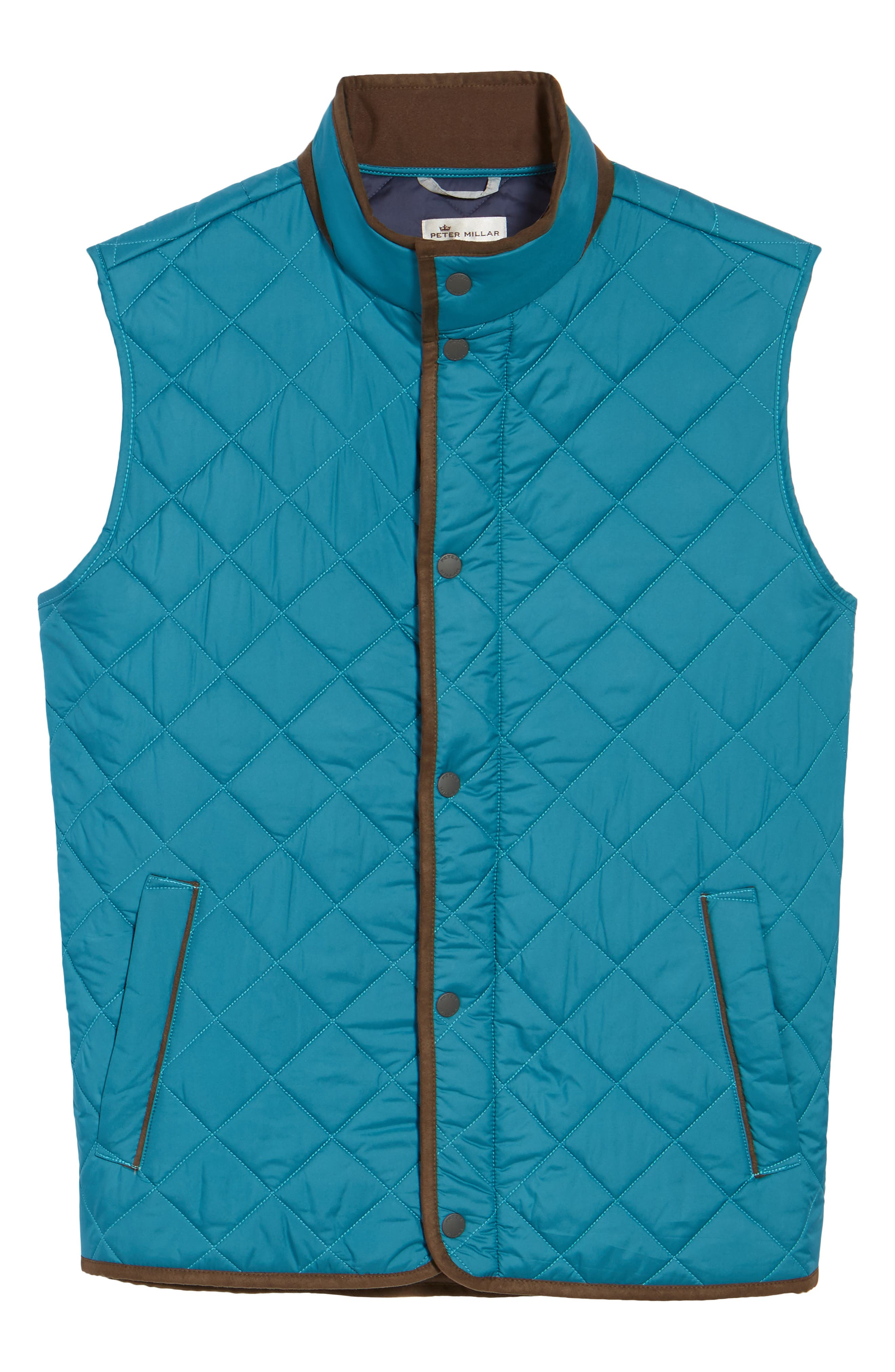 Alternate Image 5  - Peter Millar Essex Quilted Vest