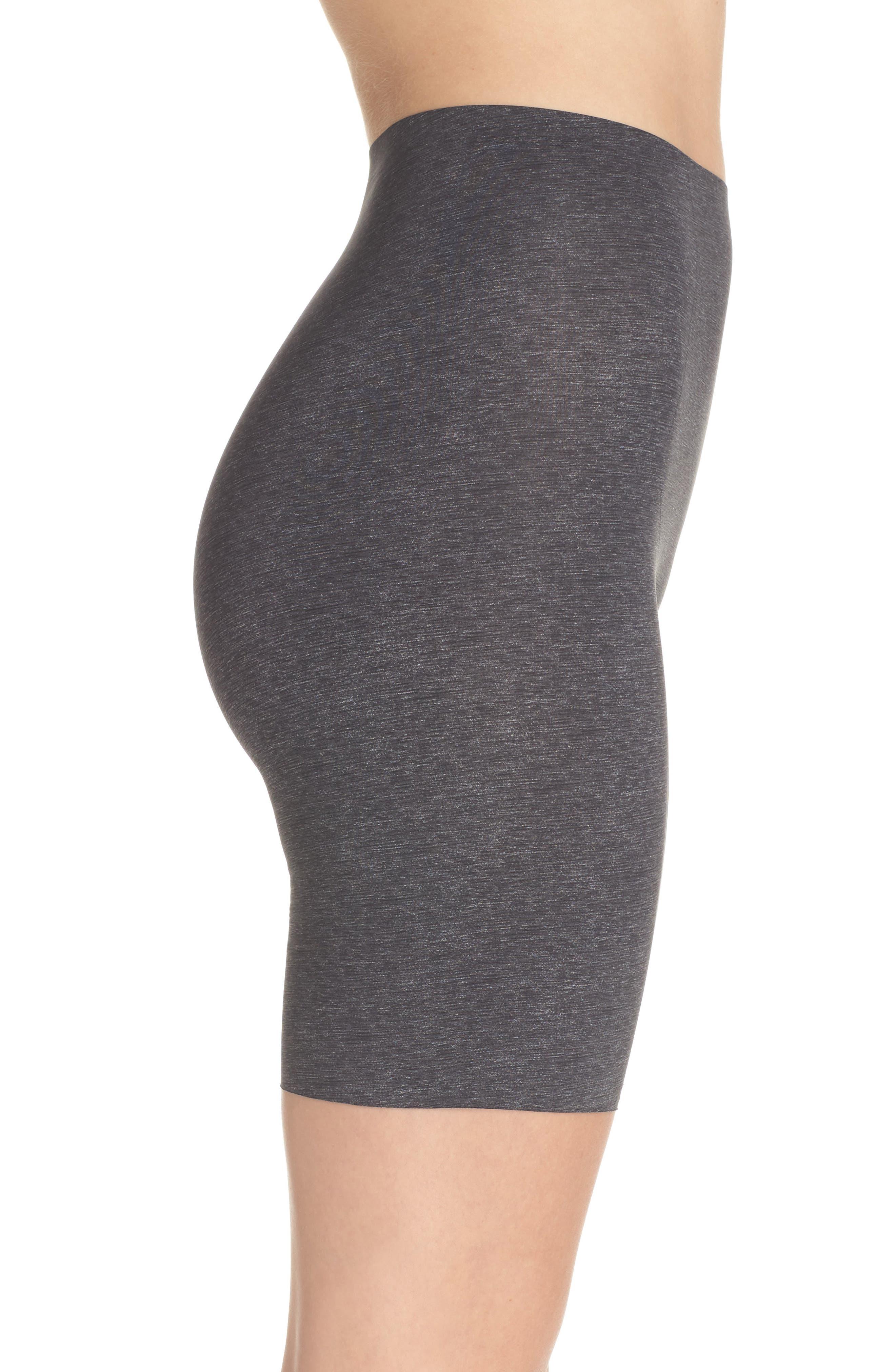 Alternate Image 3  - SPANX® Thinstincts Mid Thigh Shorts