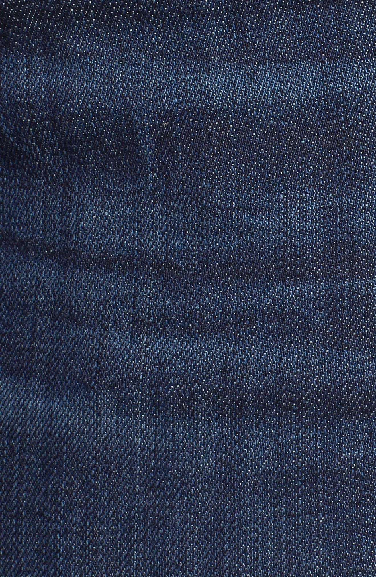 Catherine Boyfriend Jeans,                             Alternate thumbnail 6, color,                             Overt Dark Stone Base Wash