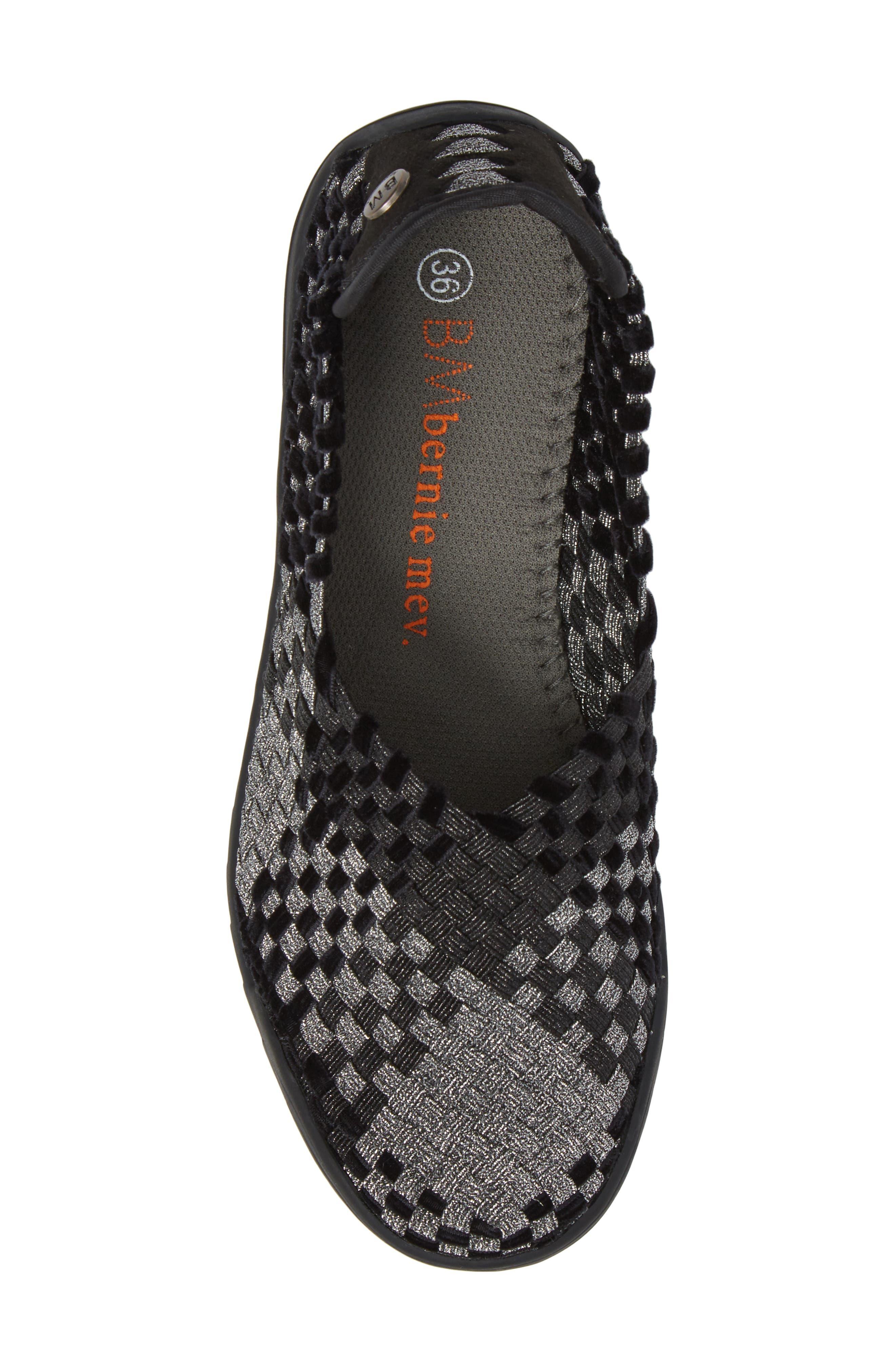 Alternate Image 5  - bernie mev. Rigged Fly Slip-On Sneaker (Women)