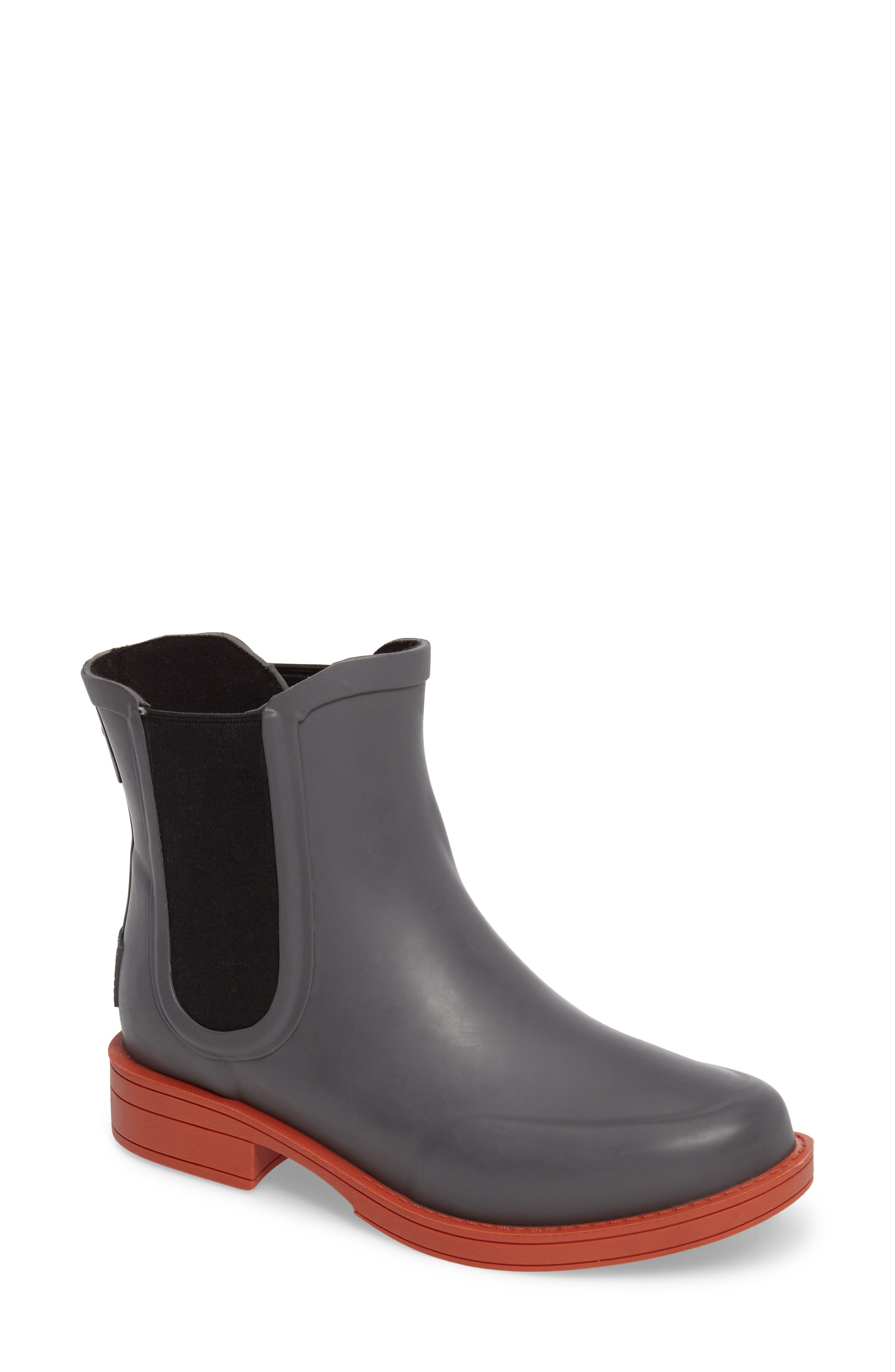 Main Image - UGG® Aviana Chelsea Rain Boot (Women)