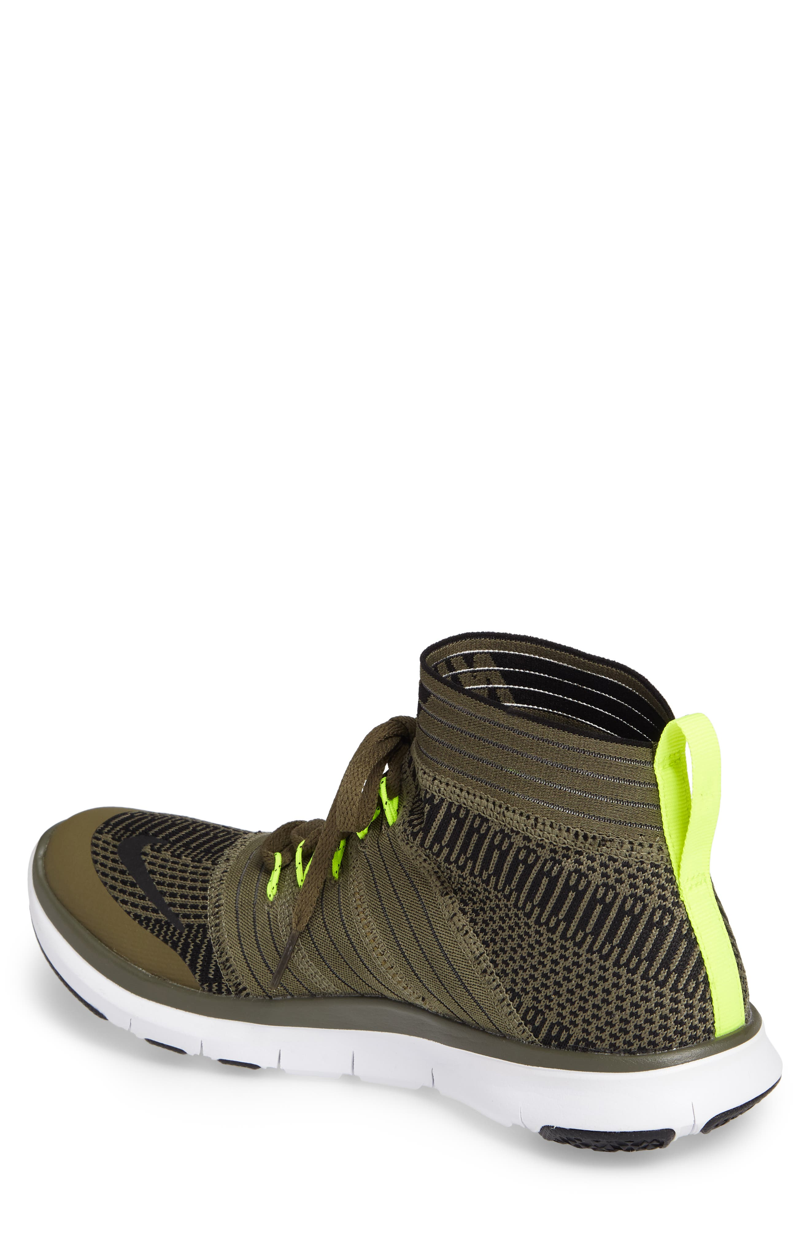 Alternate Image 2  - Nike Free Train Virtue Training Shoe (Men)