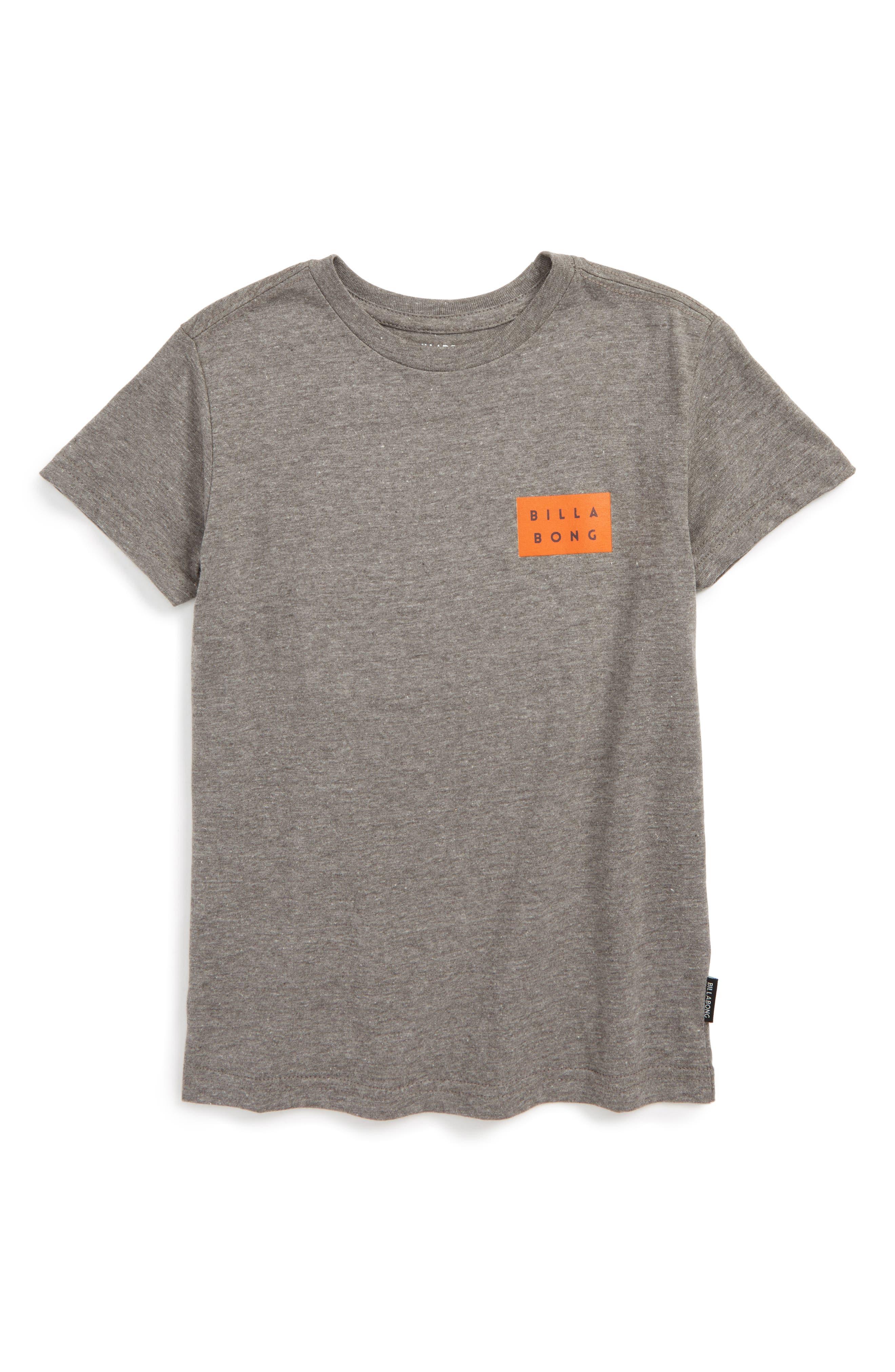 Billabong Fill Die Cut T-Shirt (Toddler Boys & Little Boys)