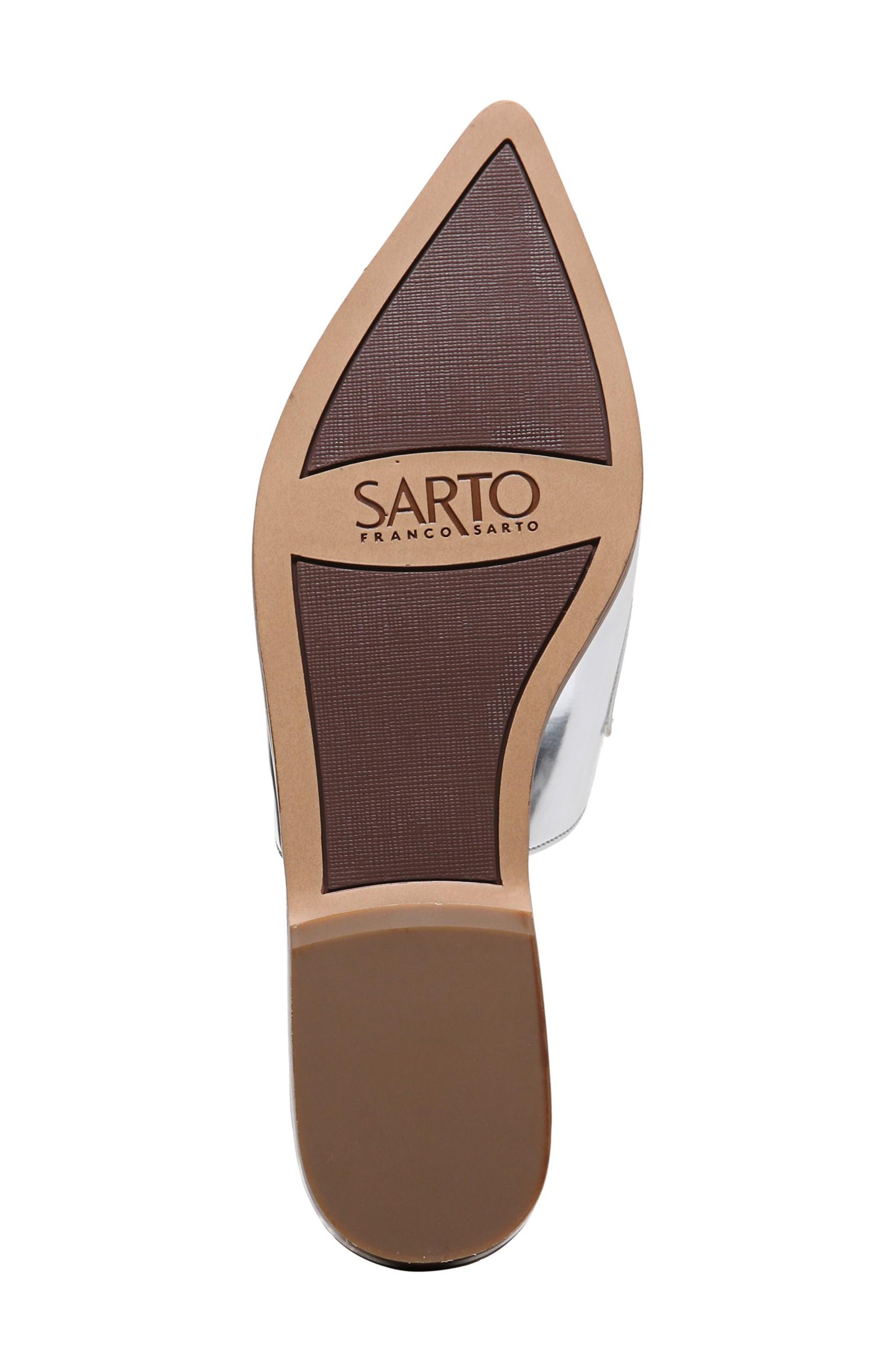 Alternate Image 6  - SARTO by Franco Sarto Palmer Mule (Women)