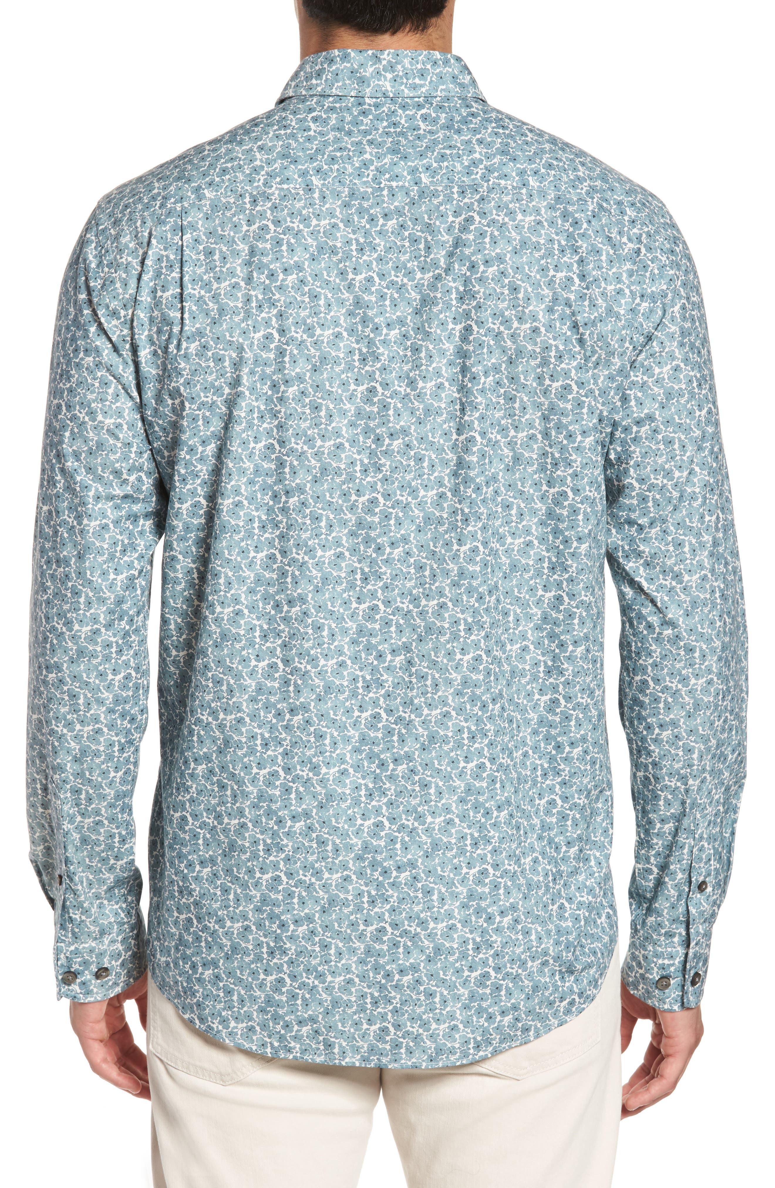 Alternate Image 2  - Rodd & Gunn Mount Whitcombe Original Fit Sport Shirt