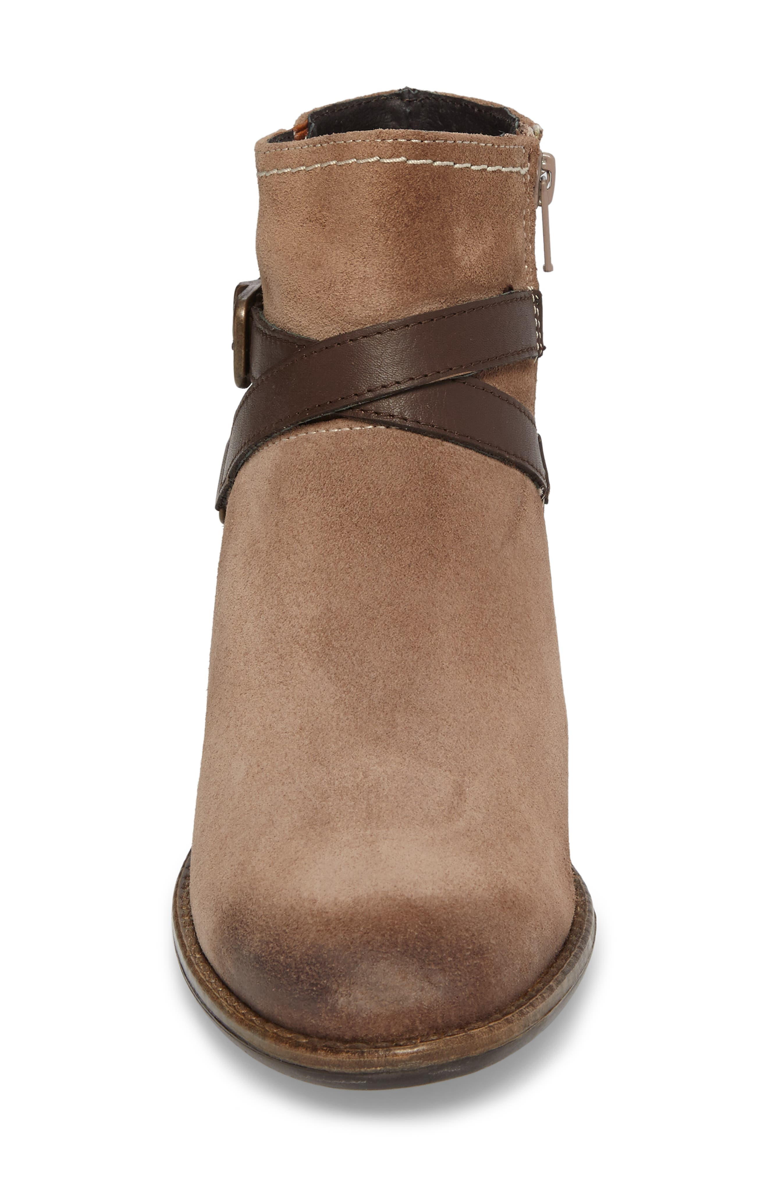 Greenville Waterproof Bootie,                             Alternate thumbnail 5, color,                             Taupe