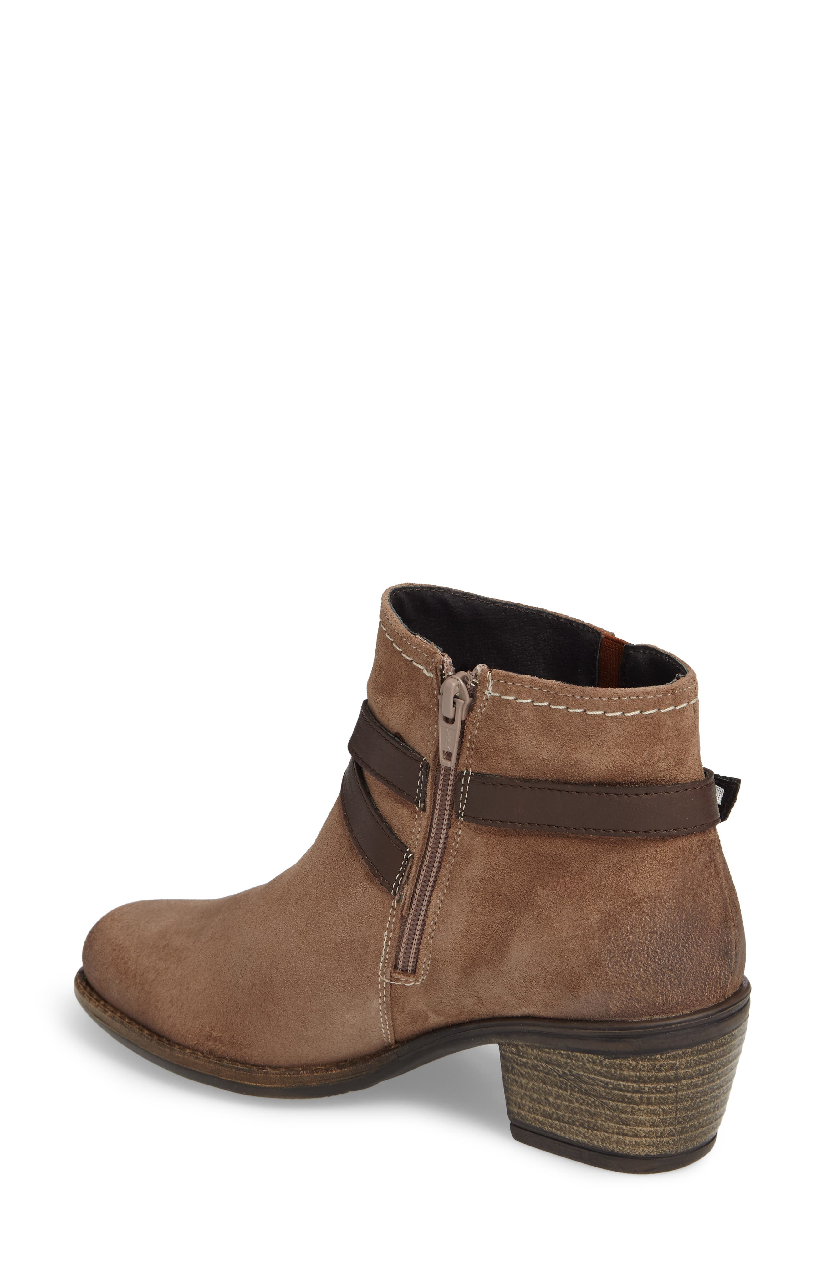 Greenville Waterproof Bootie,                             Alternate thumbnail 2, color,                             Taupe