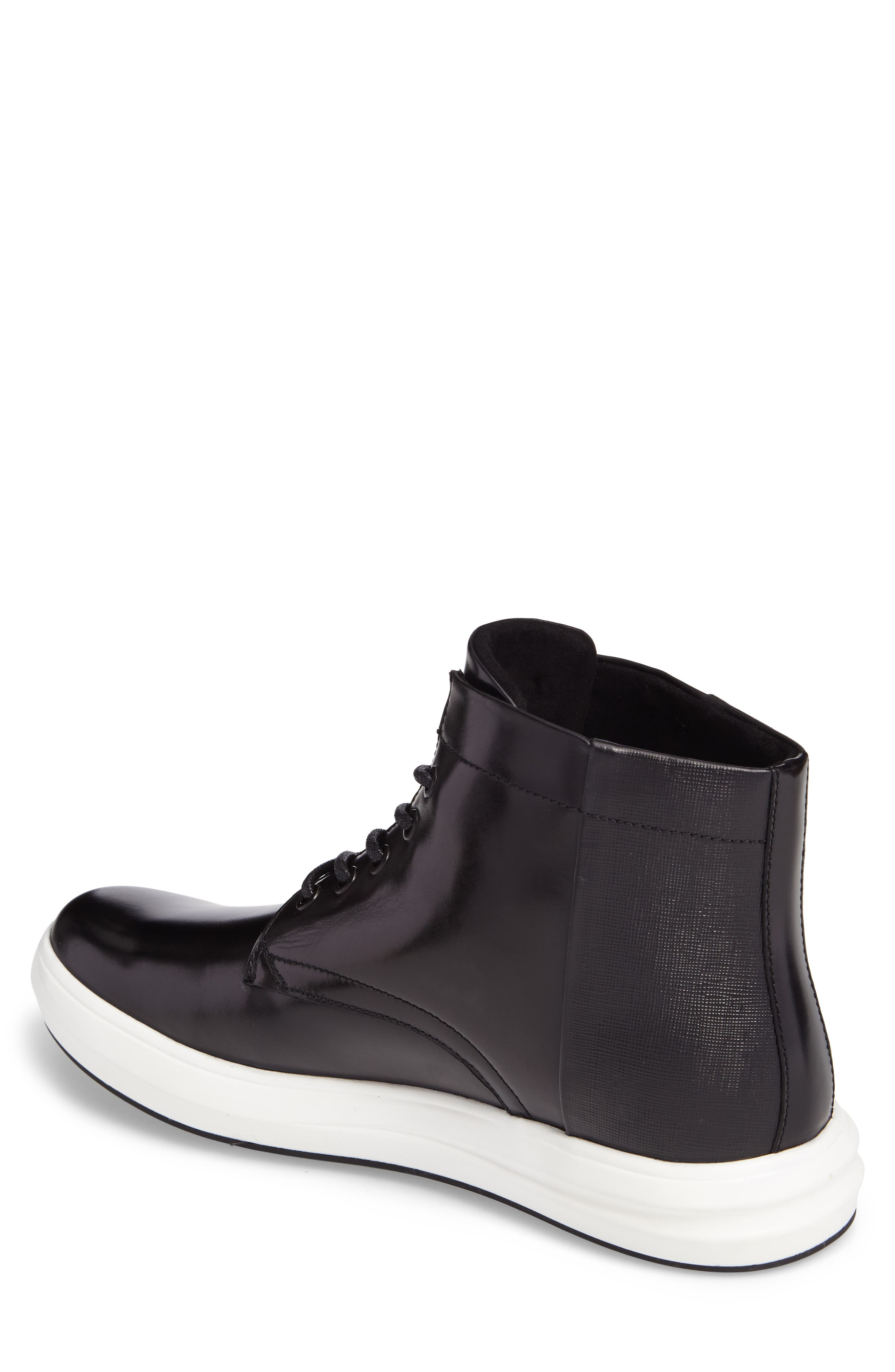 Alternate Image 2  - Kenneth Cole New York High Top Sneaker (Men)