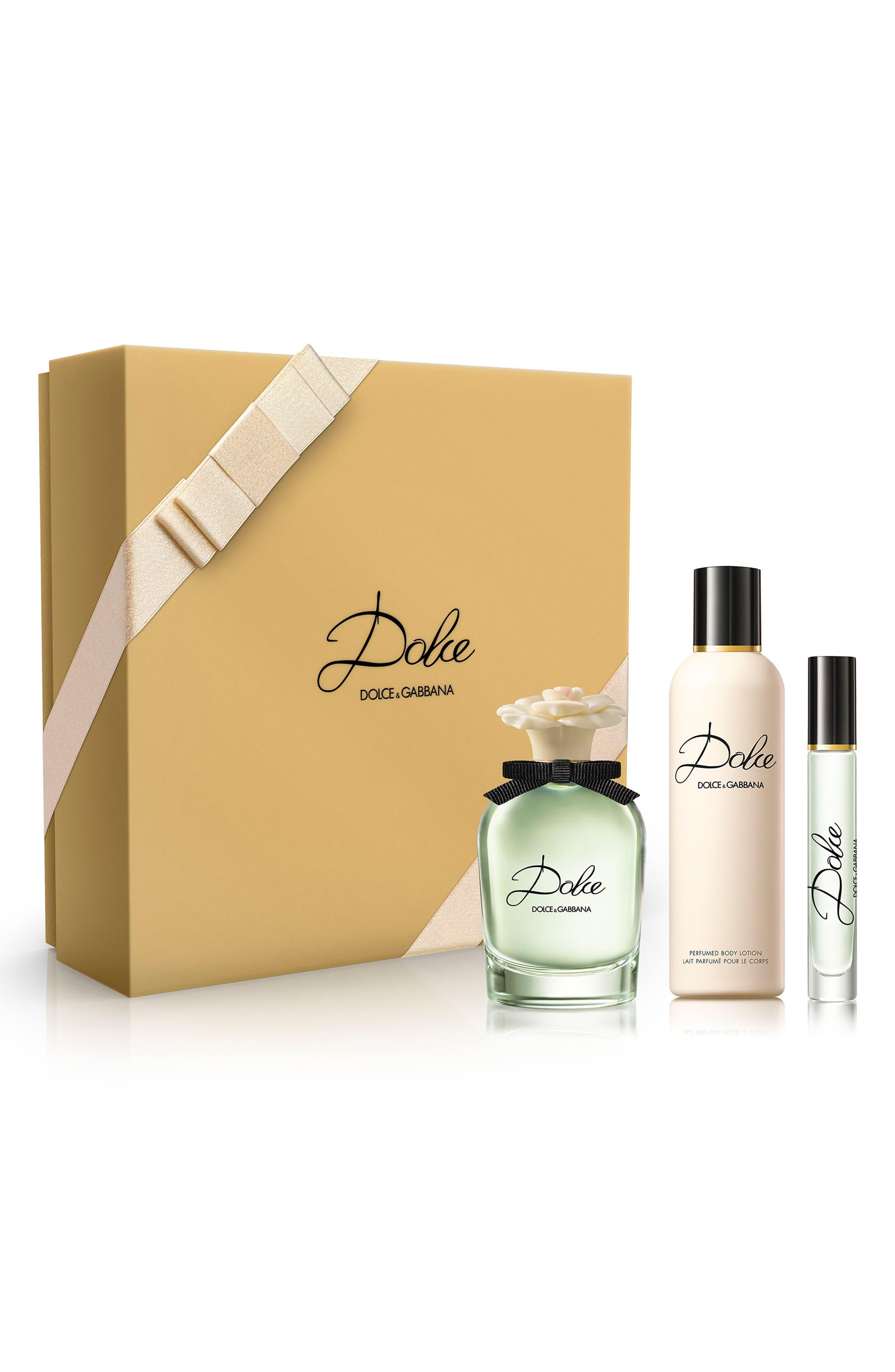 Dolce&Gabbana Dolce Trio ($174 Value)